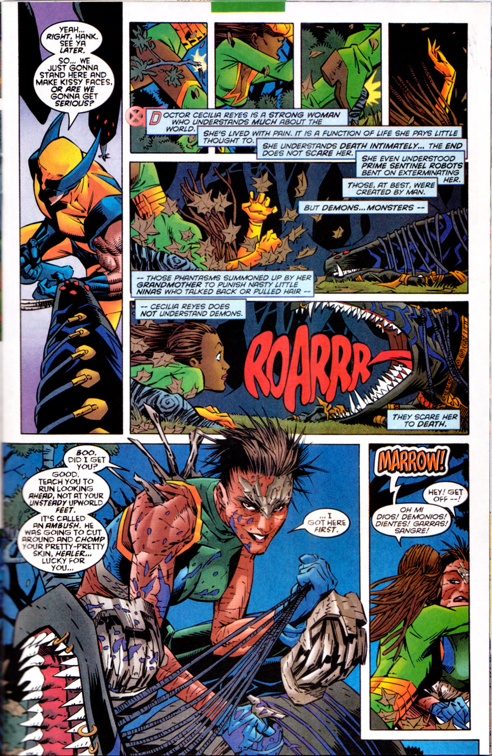 X-Men (1991) 75 Page 14