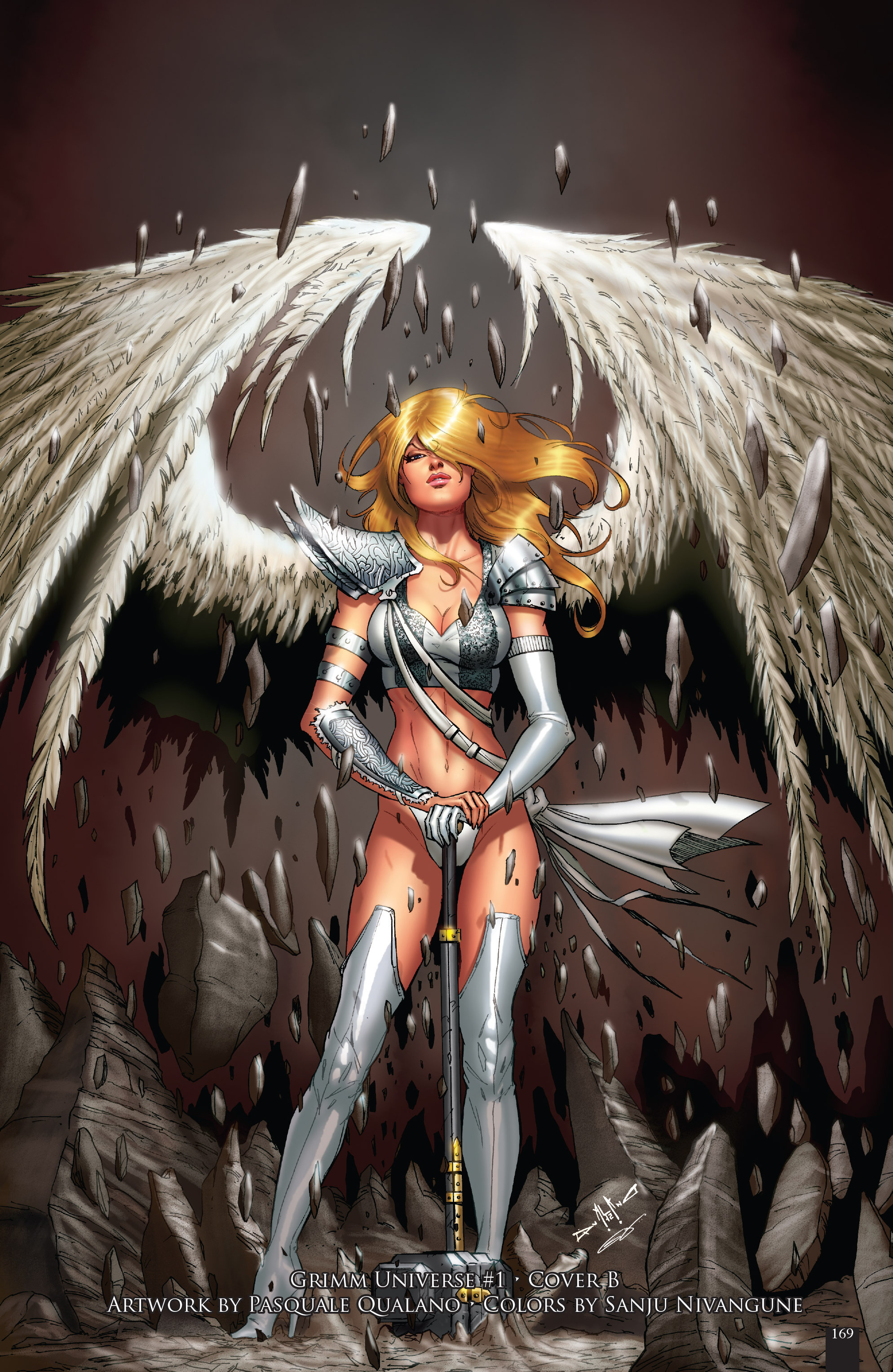 Read online Grimm Fairy Tales presents Grimm Universe comic -  Issue # TPB - 177