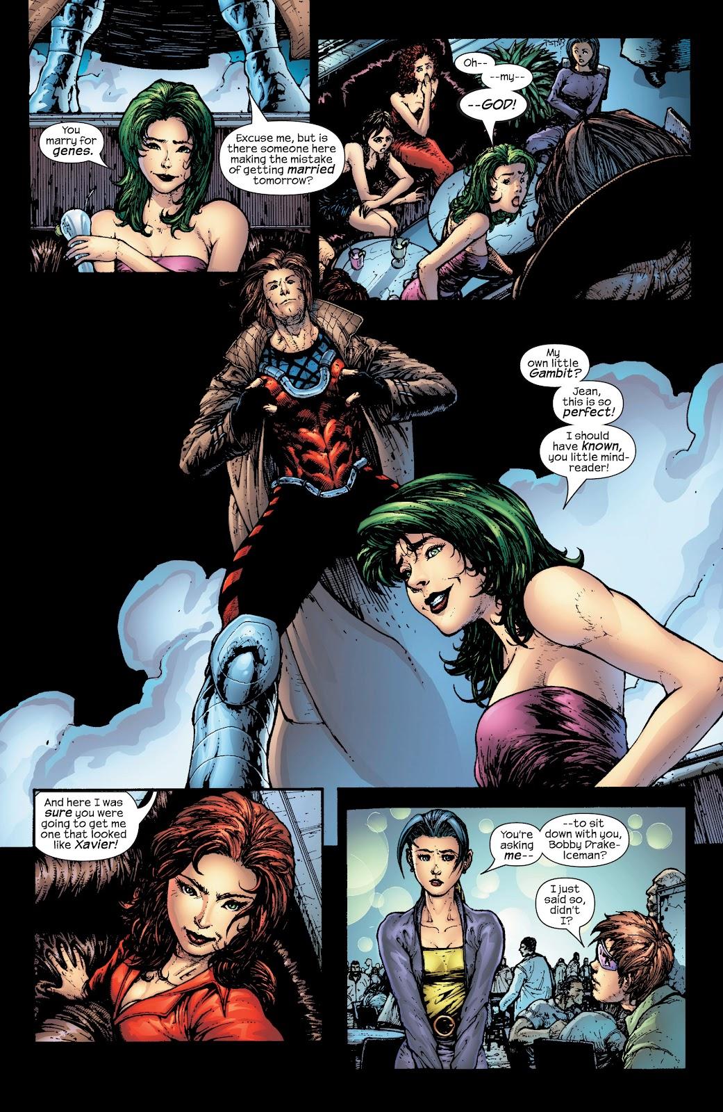 Uncanny X-Men (1963) issue 425 - Page 11