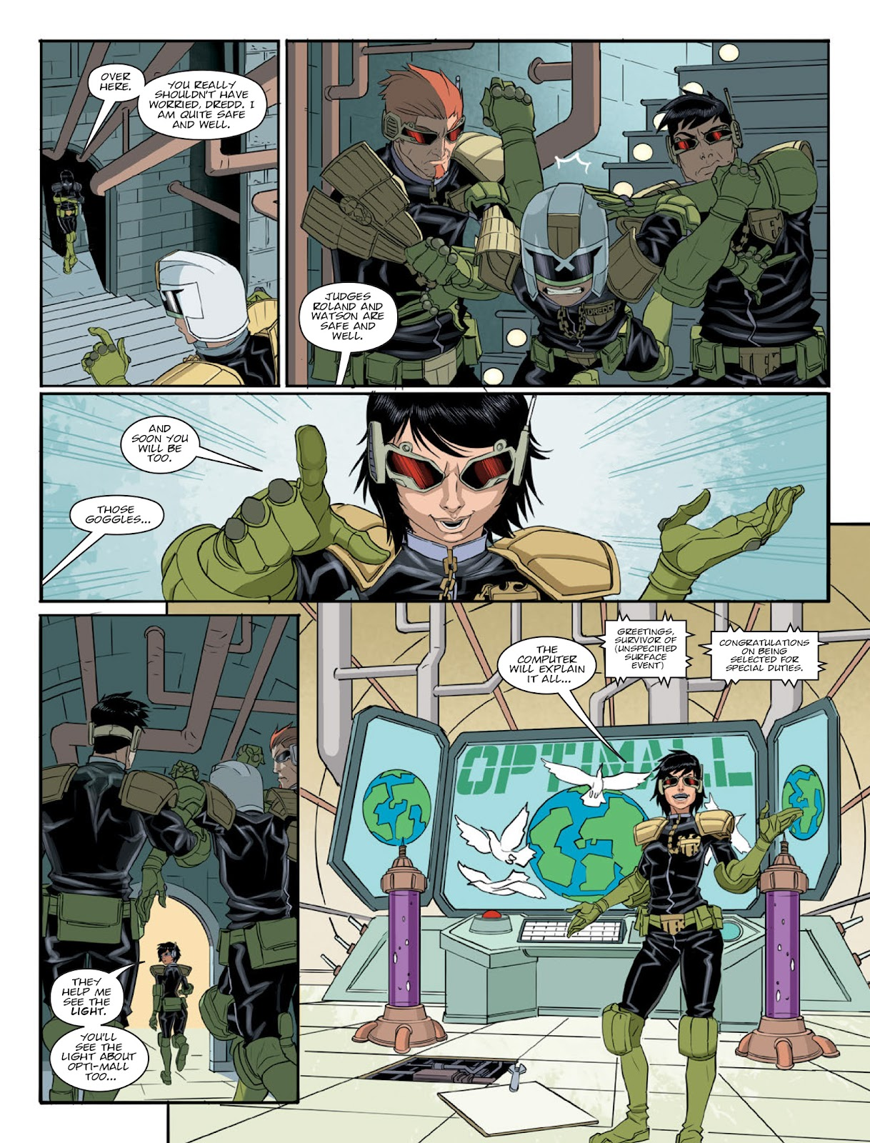 2000 AD issue 2220 - Page 11