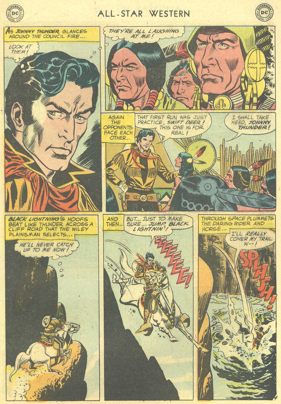 Read online All-Star Western (1951) comic -  Issue #101 - 29