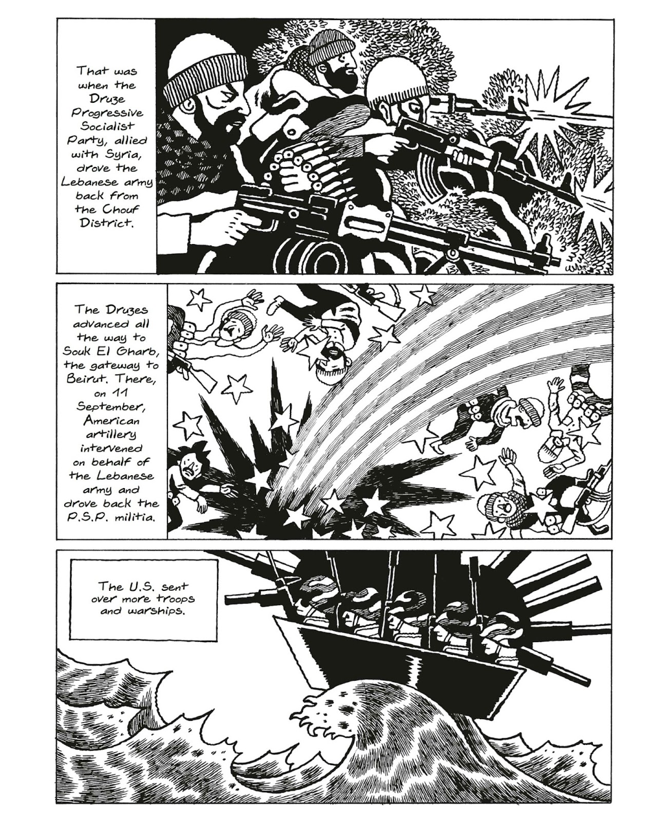 Best of Enemies: A History of US and Middle East Relations issue TPB_2 - Page 99