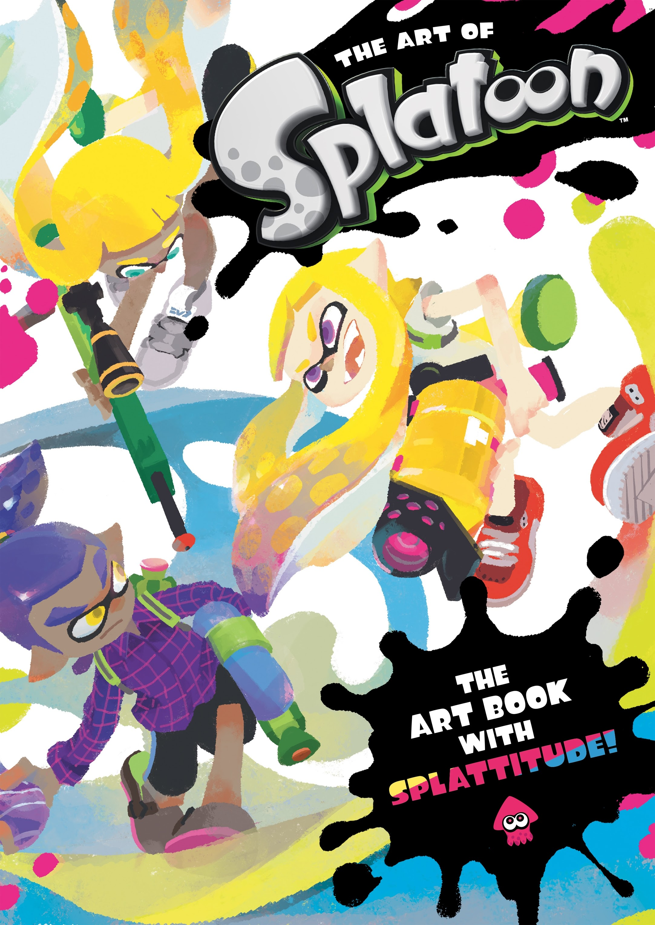 The Art of Splatoon TPB_(Part_1) Page 1