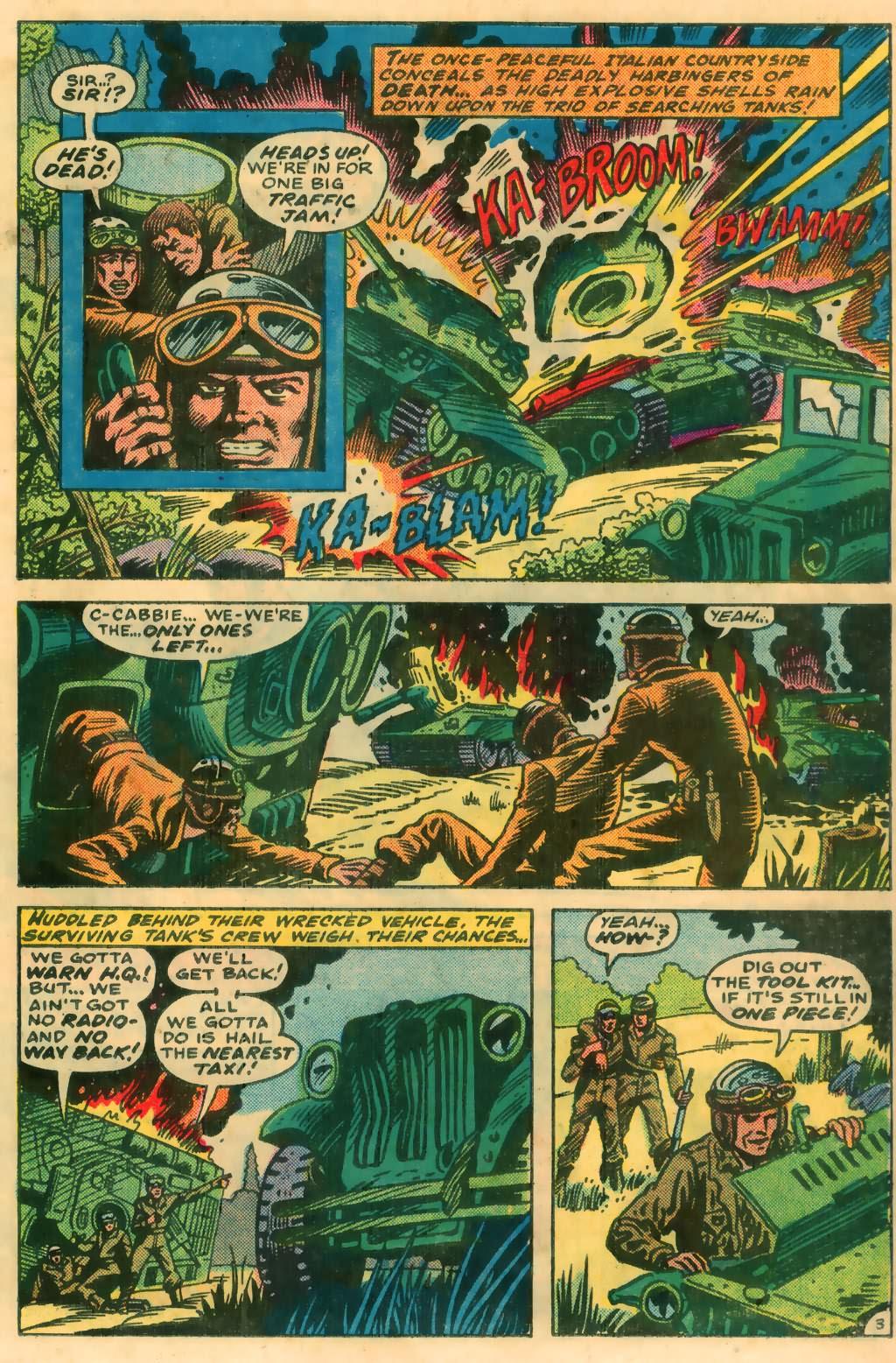 Read online Sgt. Rock comic -  Issue #374 - 26