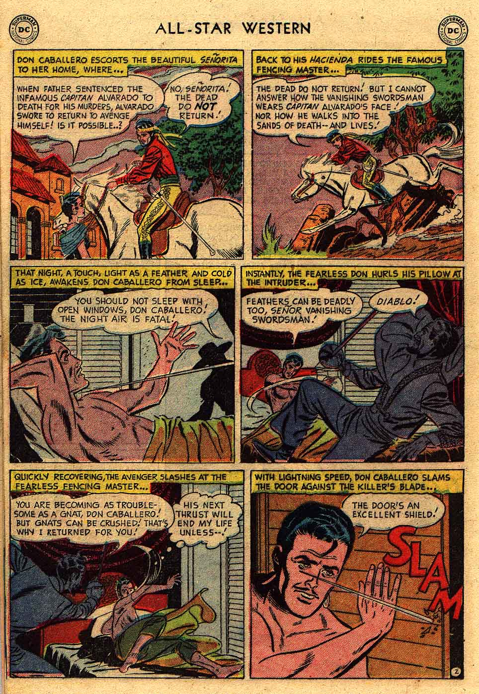 Read online All-Star Western (1951) comic -  Issue #62 - 14