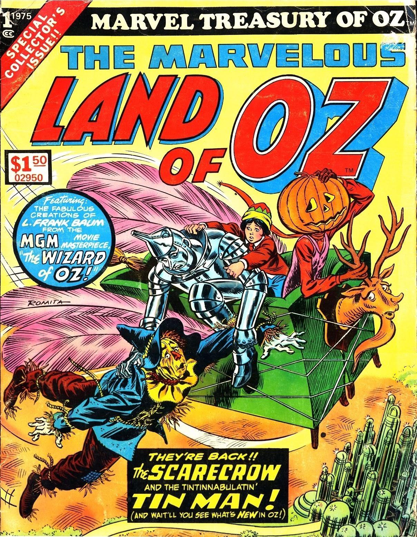 Marvel Treasury of Oz issue 1 - Page 1