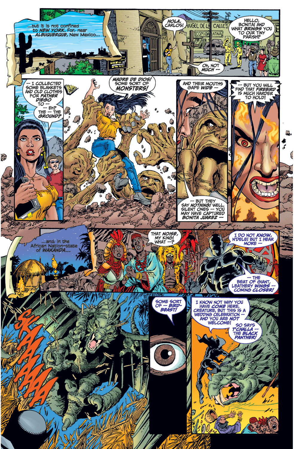 Avengers (1998) issue 1 - Page 5