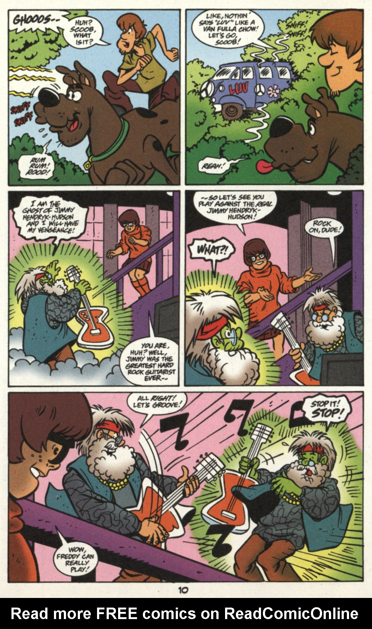 Read online Scooby-Doo (1997) comic -  Issue #16 - 9