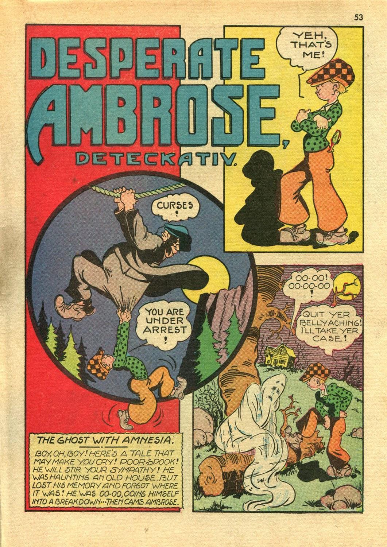 Read online Super-Magician Comics comic -  Issue #14 - 52