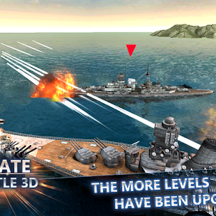 لعبة مهكرة Sea Battle(3D) v1.6.0