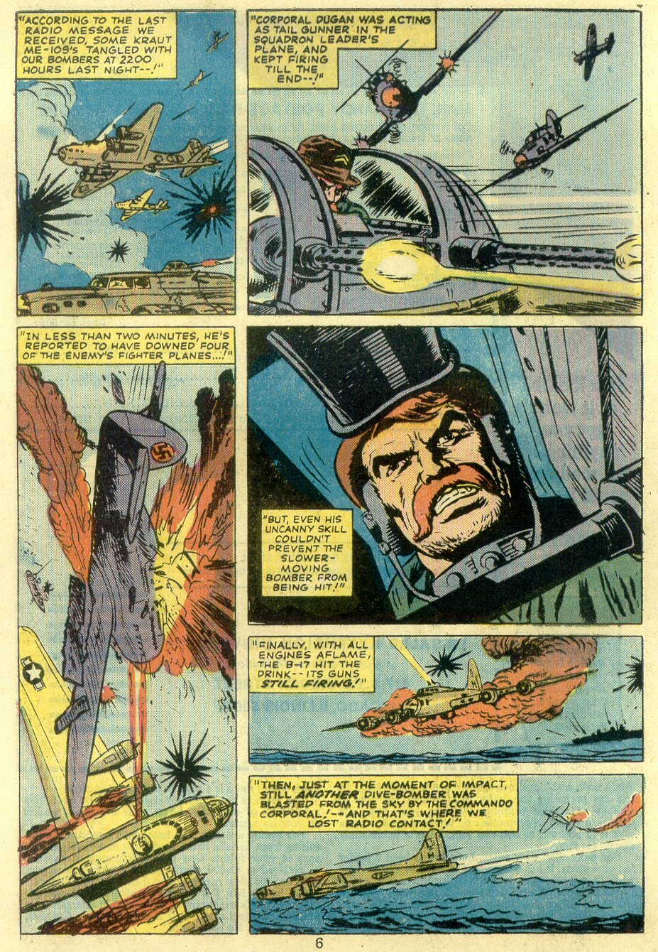 Read online Sgt. Fury comic -  Issue #128 - 8