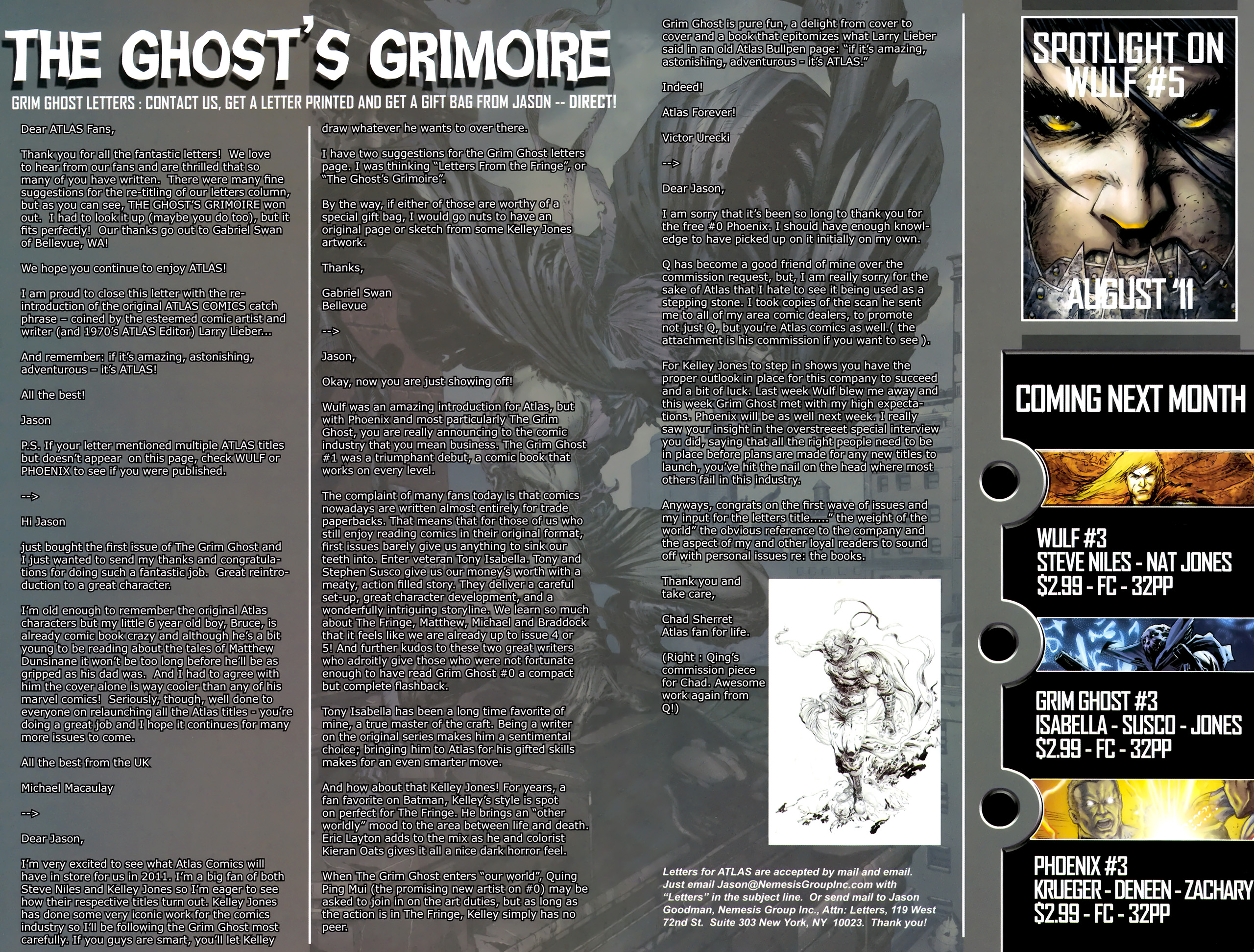 Read online The Grim Ghost comic -  Issue #2 - 23
