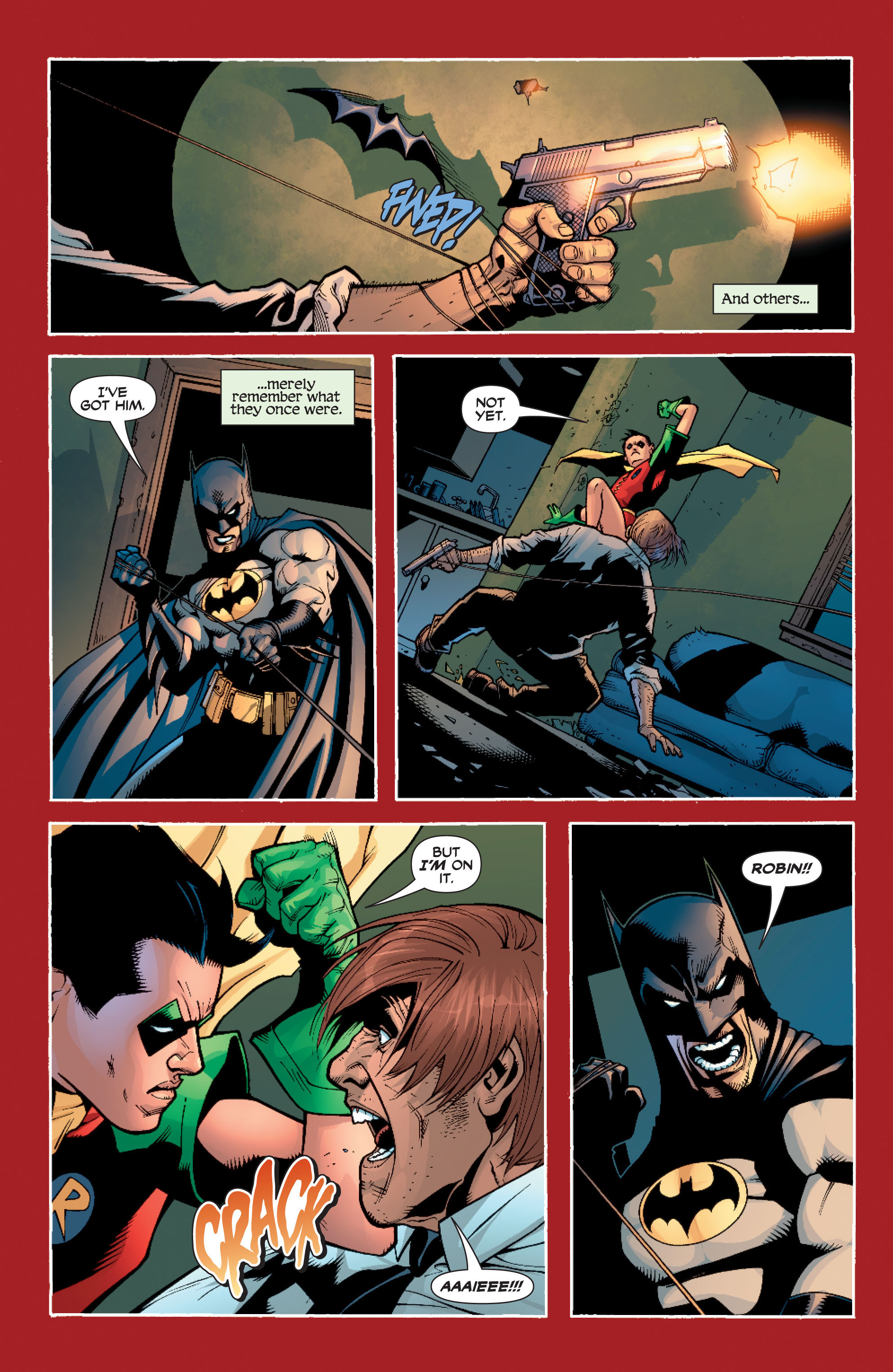 Read online Batman: Under The Red Hood comic -  Issue # Full - 193