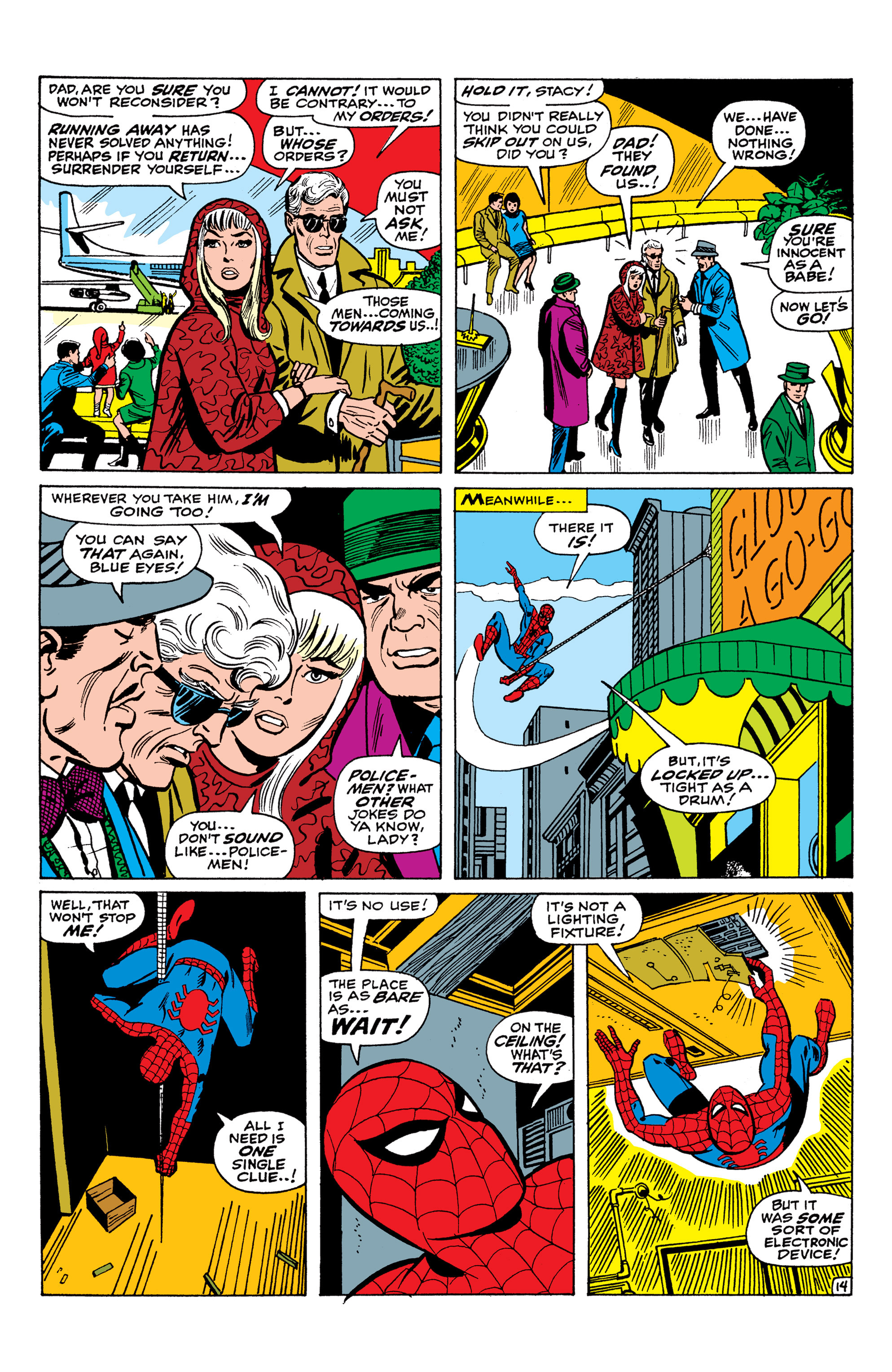 The Amazing Spider-Man (1963) 61 Page 14