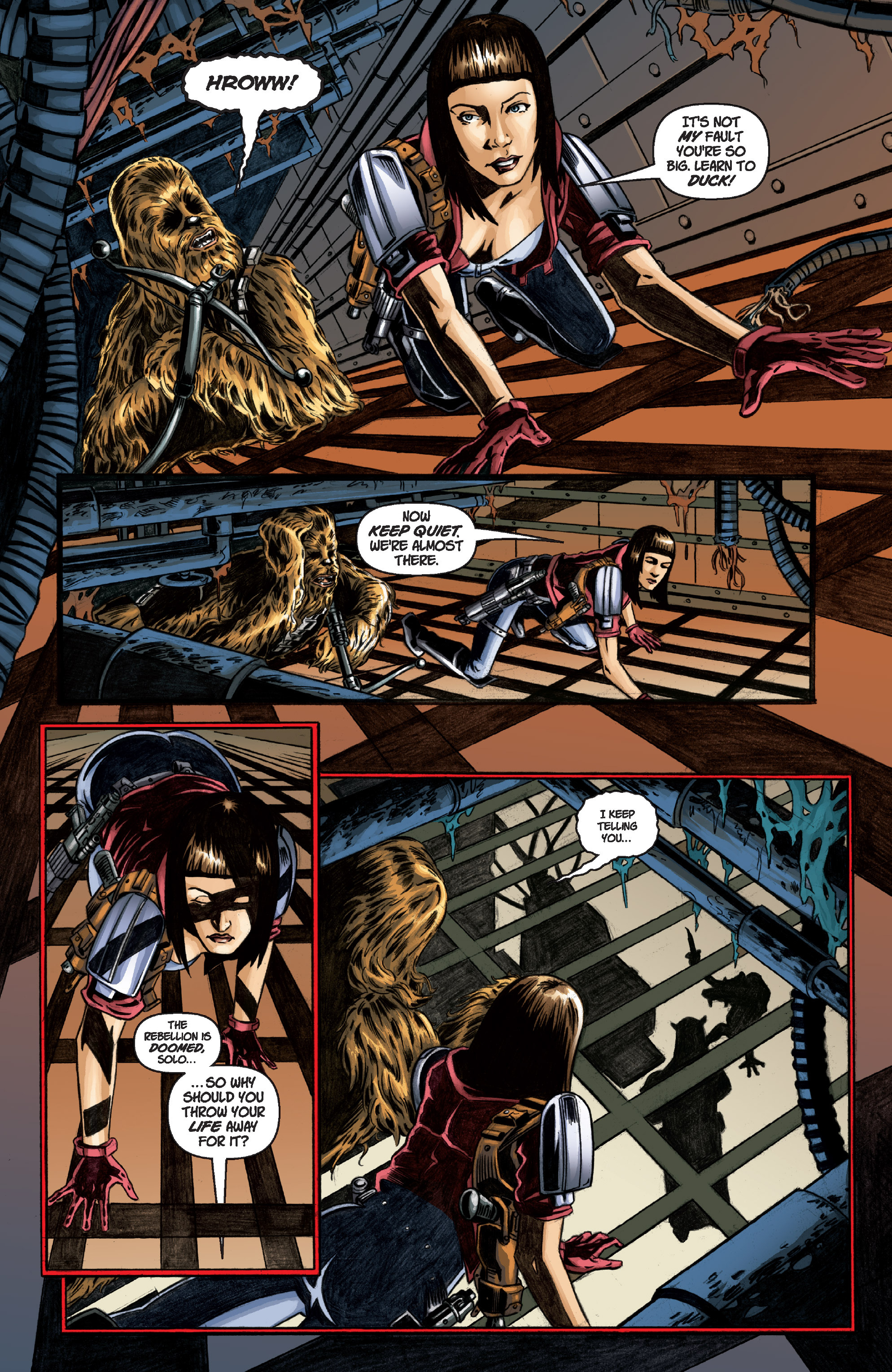 Read online Star Wars Omnibus comic -  Issue # Vol. 17 - 361