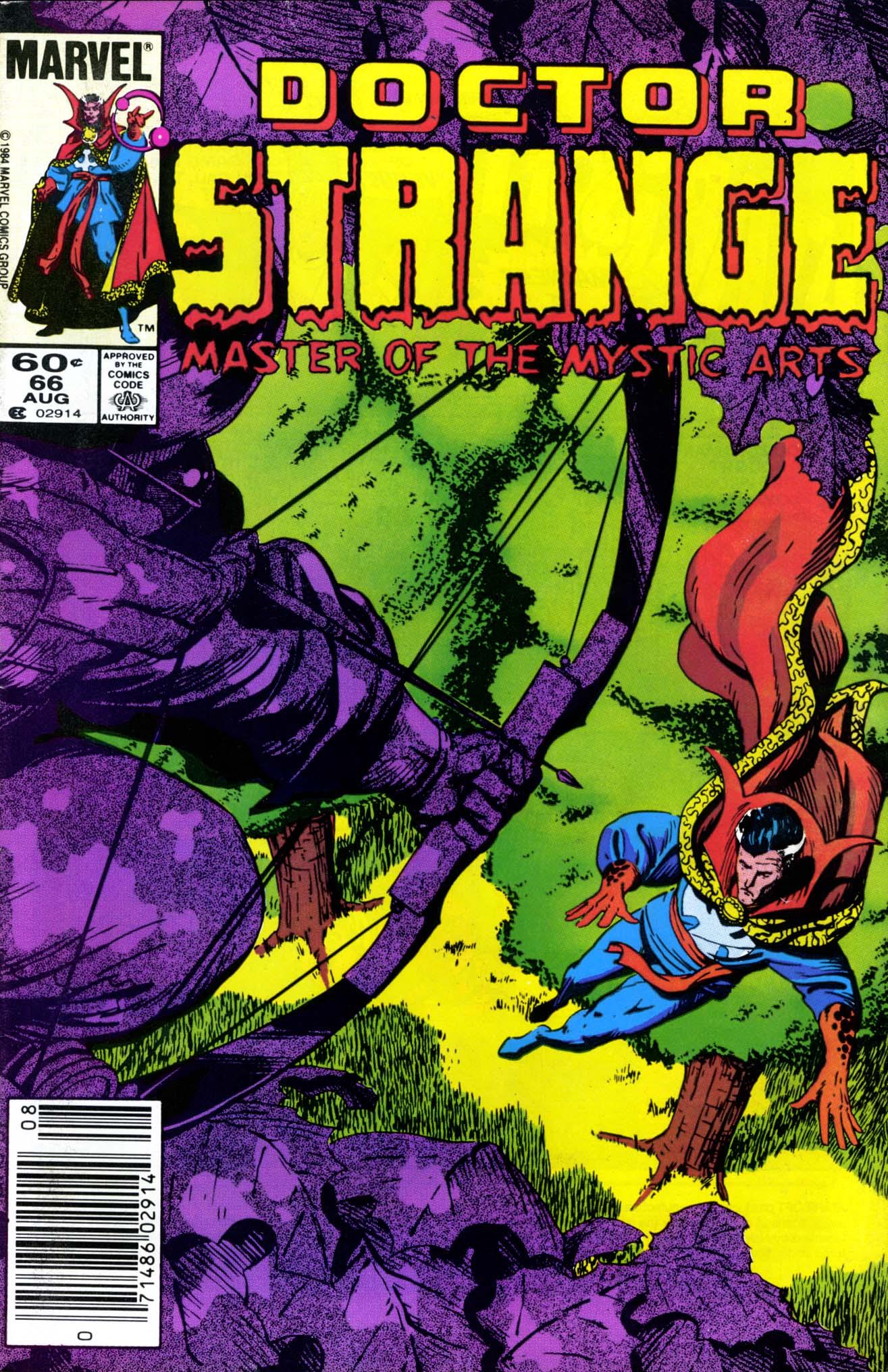 Doctor Strange (1974) 66 Page 1