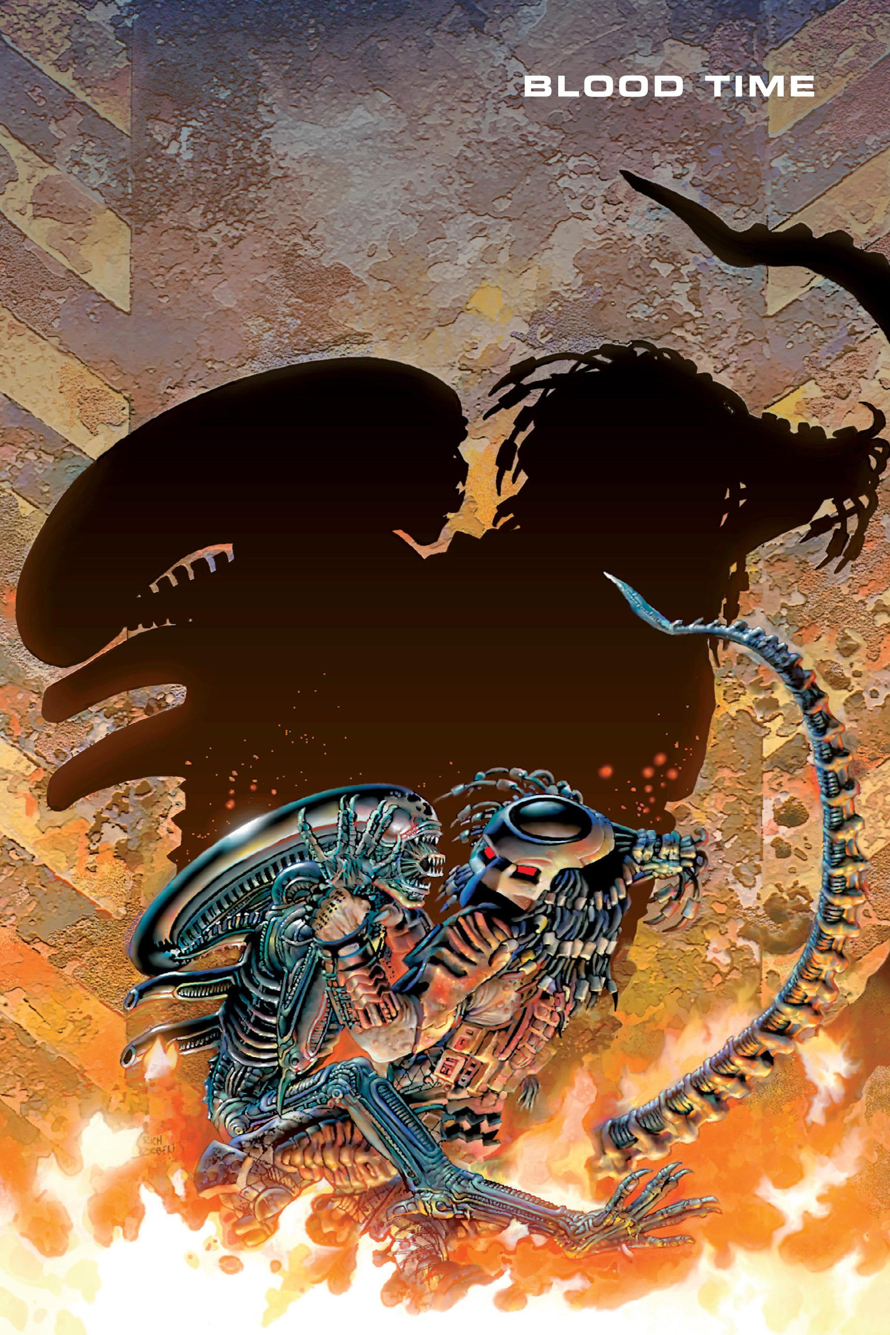 Read online Aliens vs. Predator Omnibus comic -  Issue # _TPB 1 Part 2 - 54