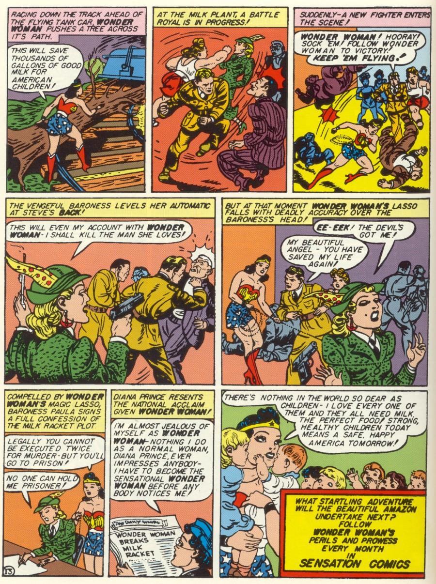 Read online Sensation (Mystery) Comics comic -  Issue #7 - 15