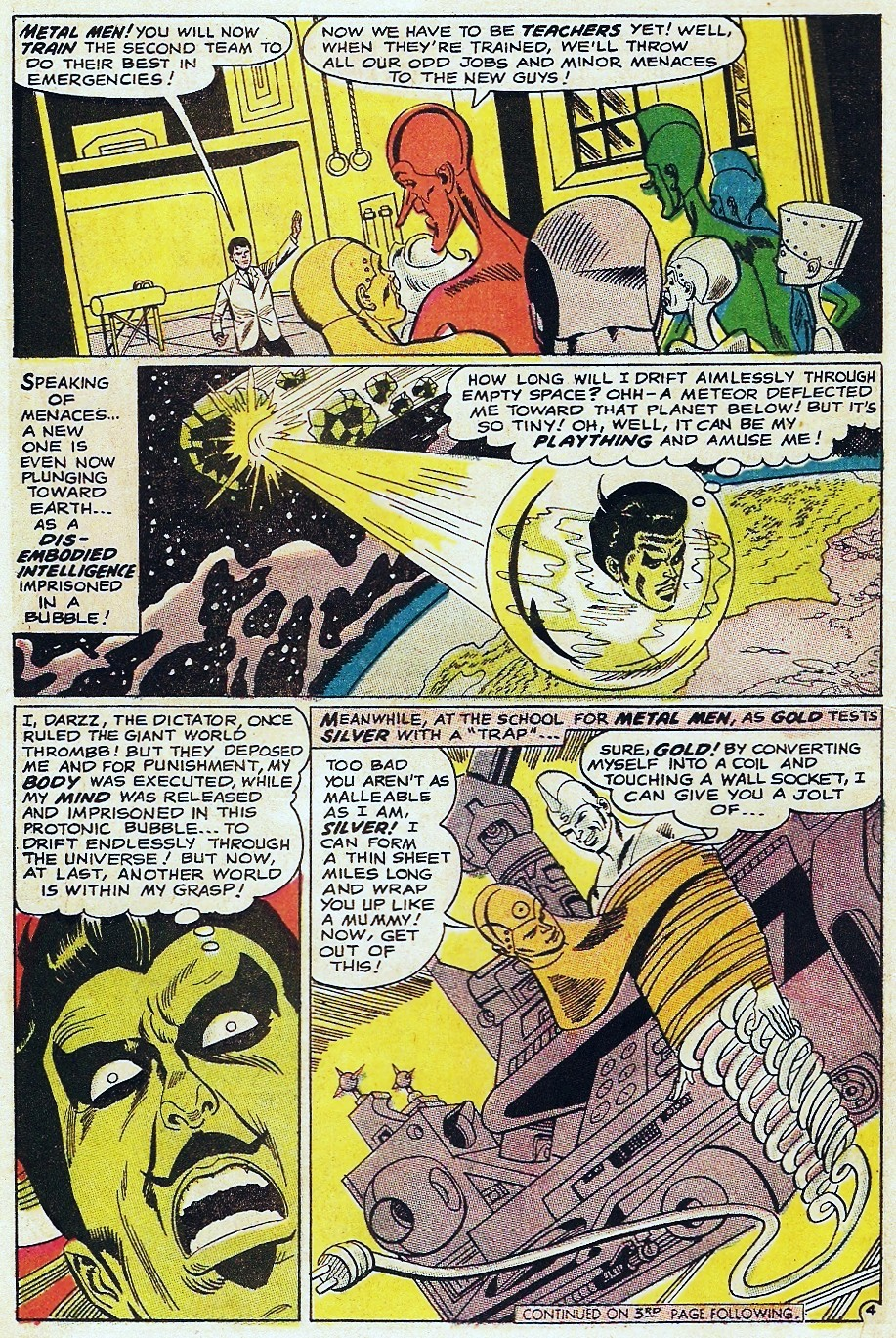 Metal Men (1963) issue 31 - Page 6
