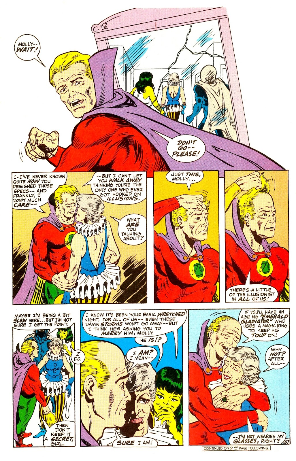 Infinity Inc. (1984) issue Annual 1 - Page 43