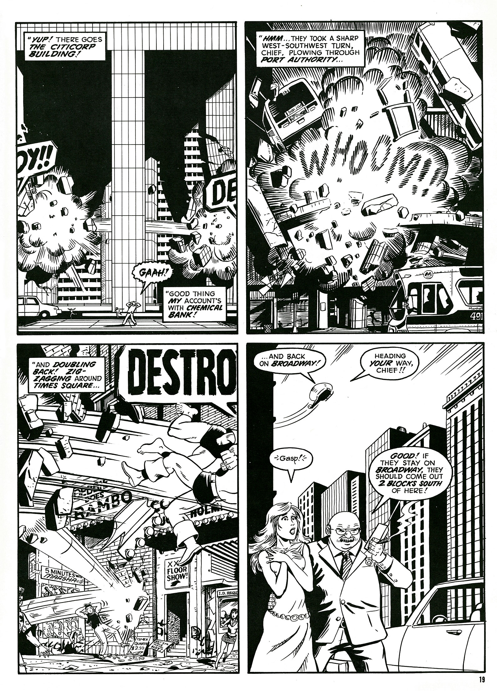Read online Destroy!! comic -  Issue # Full - 21