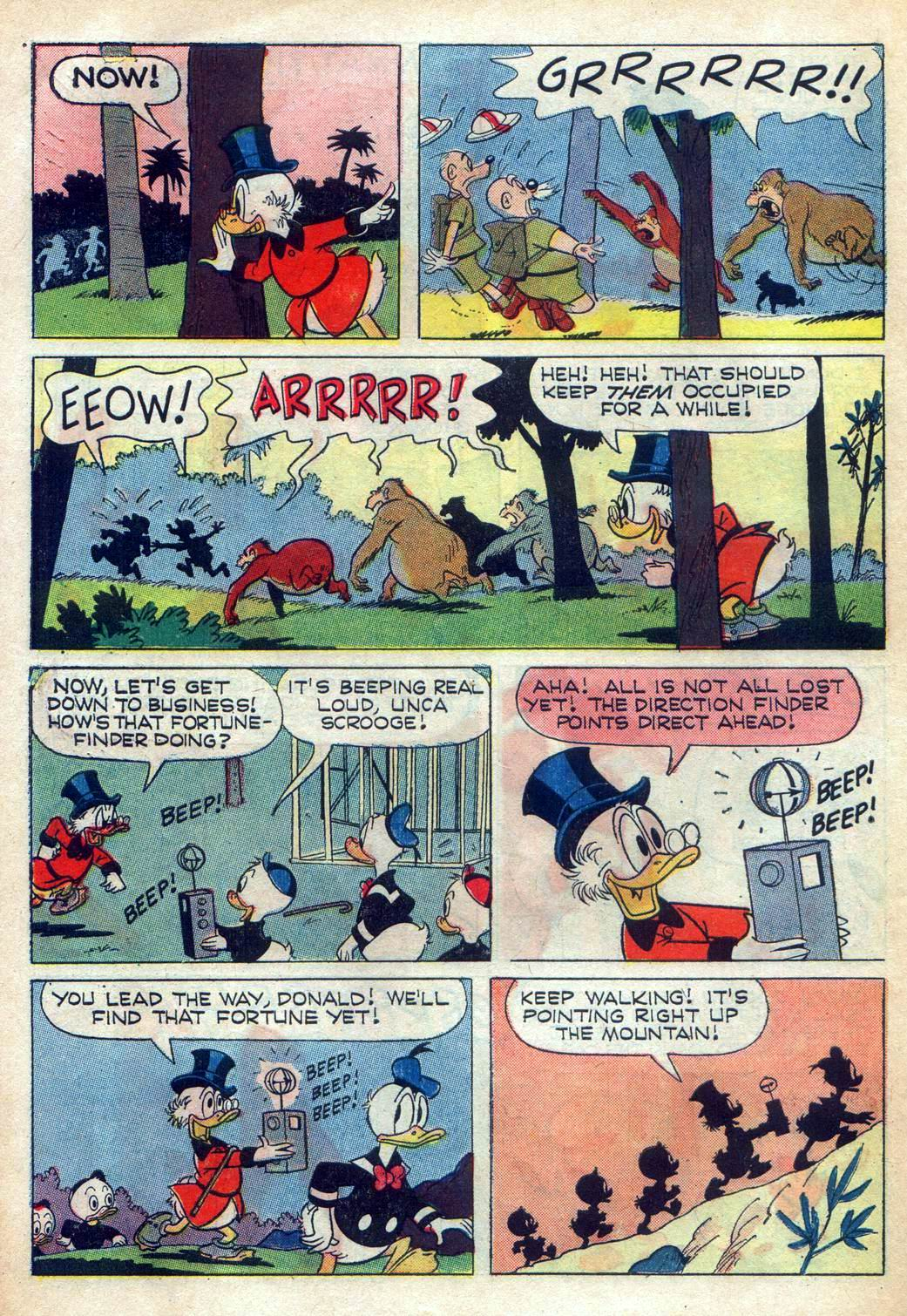 Read online Uncle Scrooge (1953) comic -  Issue #78 - 30