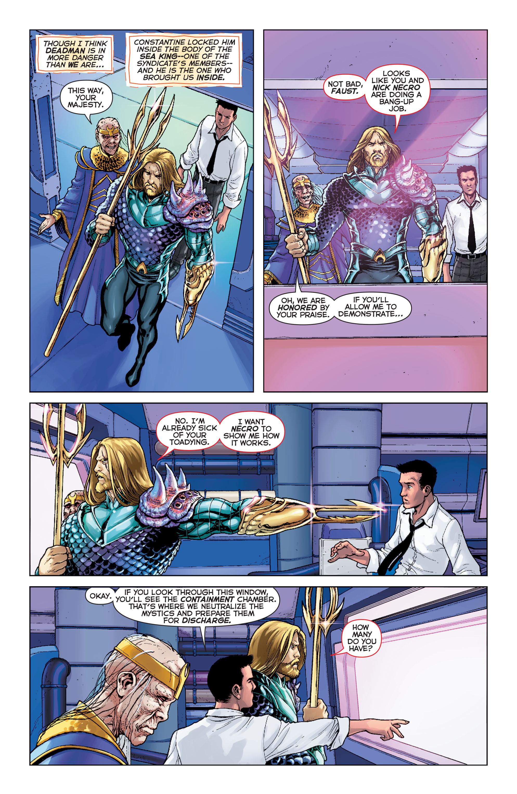 Read online Trinity of Sin: Pandora comic -  Issue #8 - 3