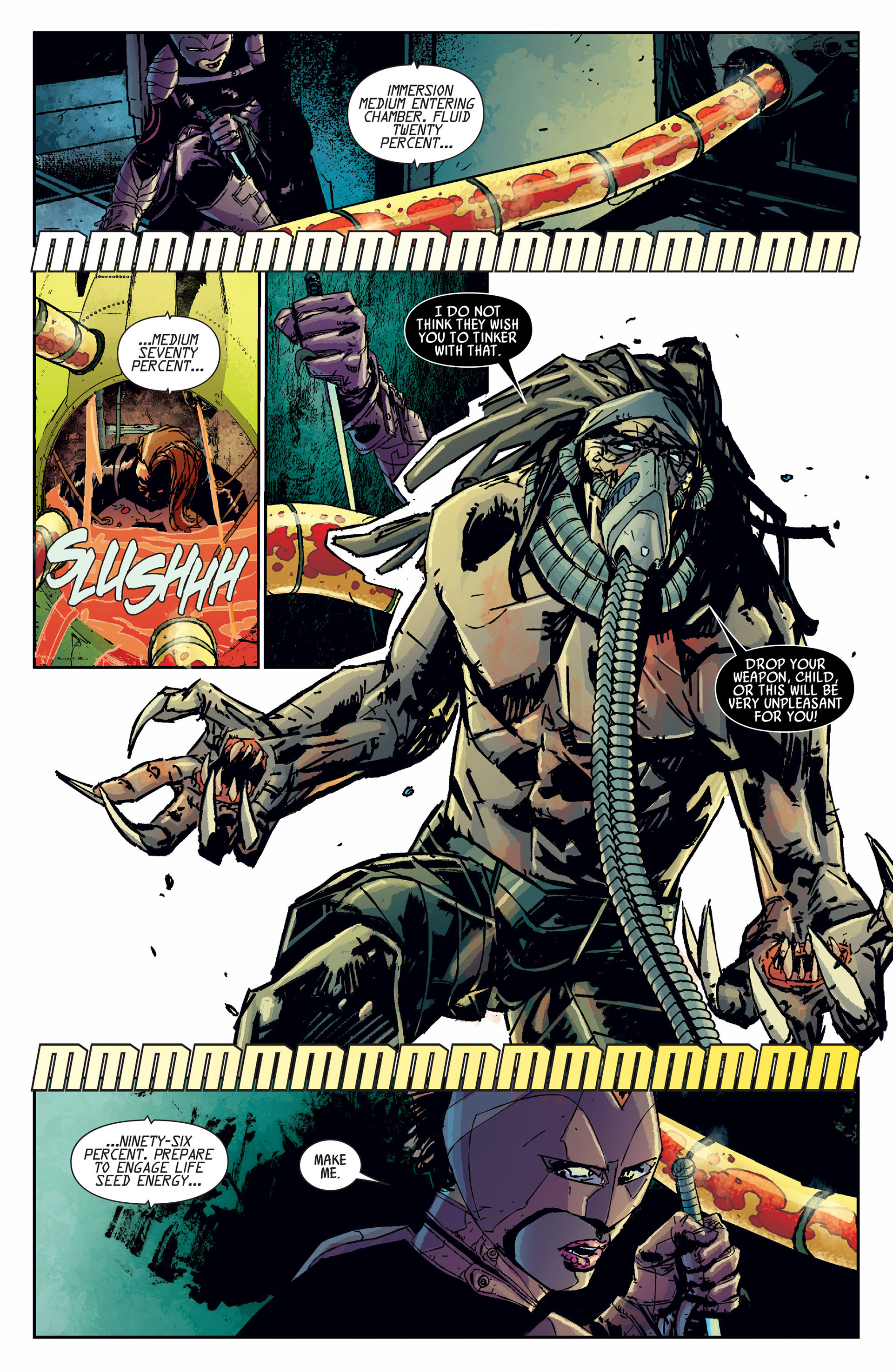Read online Age of Apocalypse (2012) comic -  Issue #3 - 17