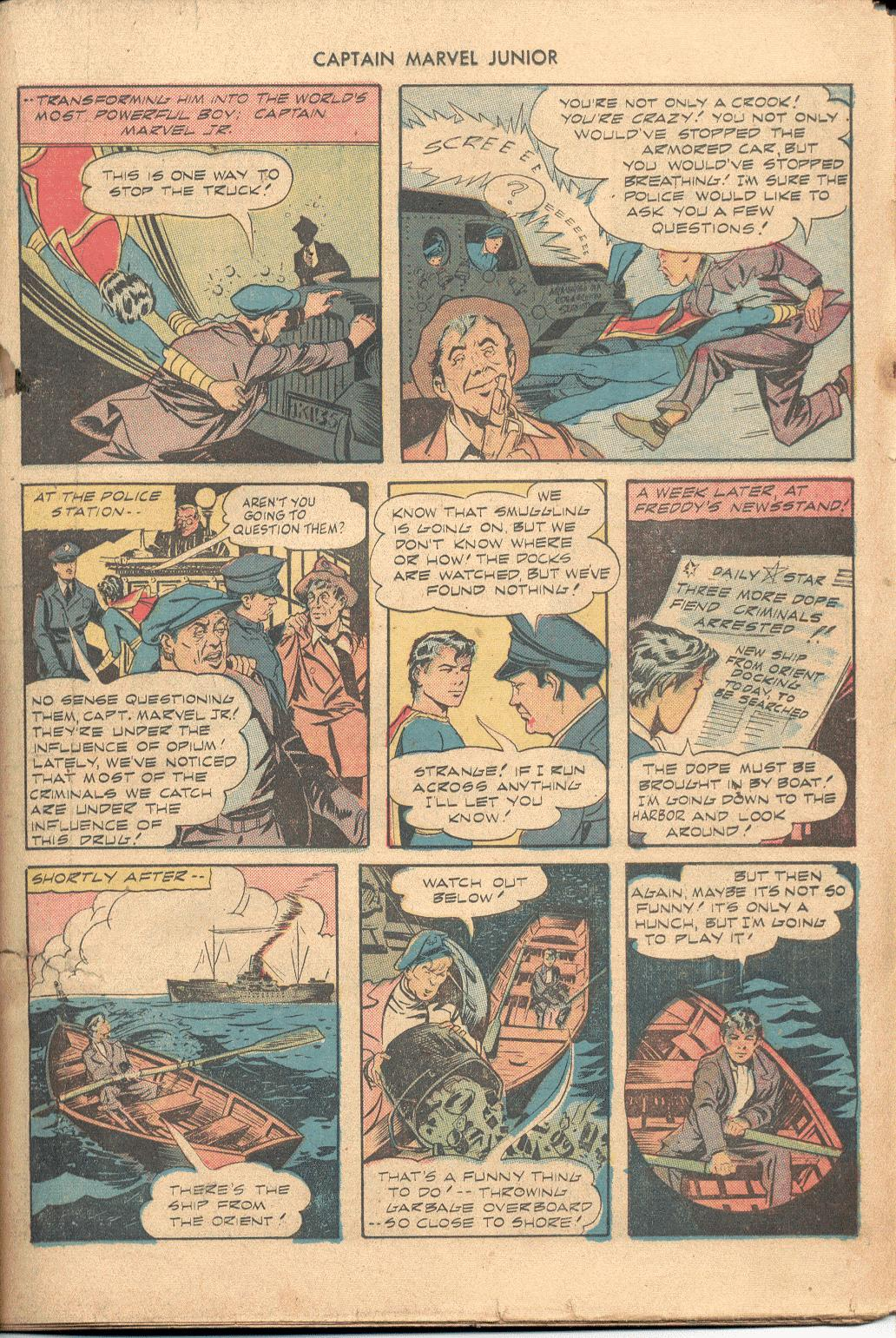 Captain Marvel, Jr. issue 38 - Page 24