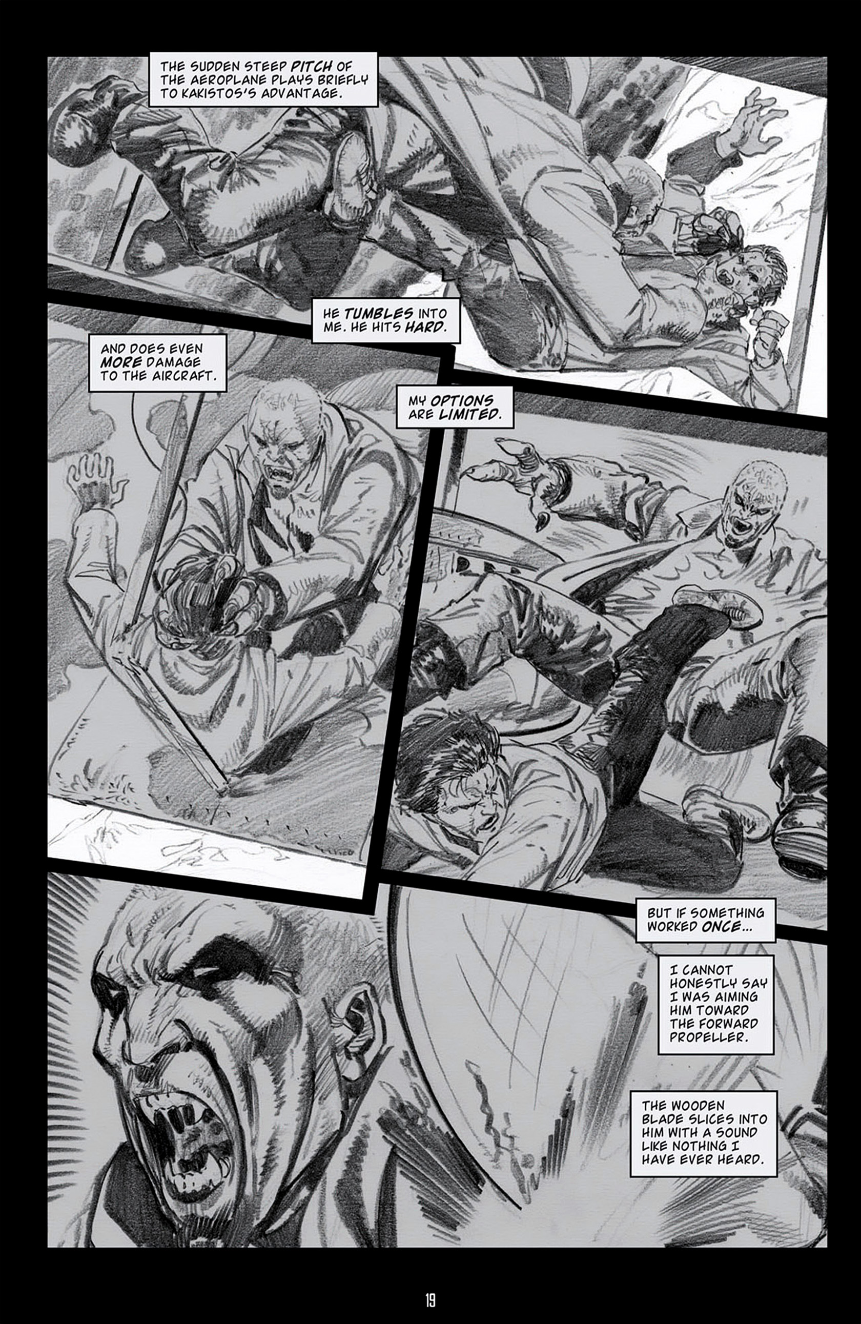 Read online Angel: Blood & Trenches comic -  Issue #4 - 22