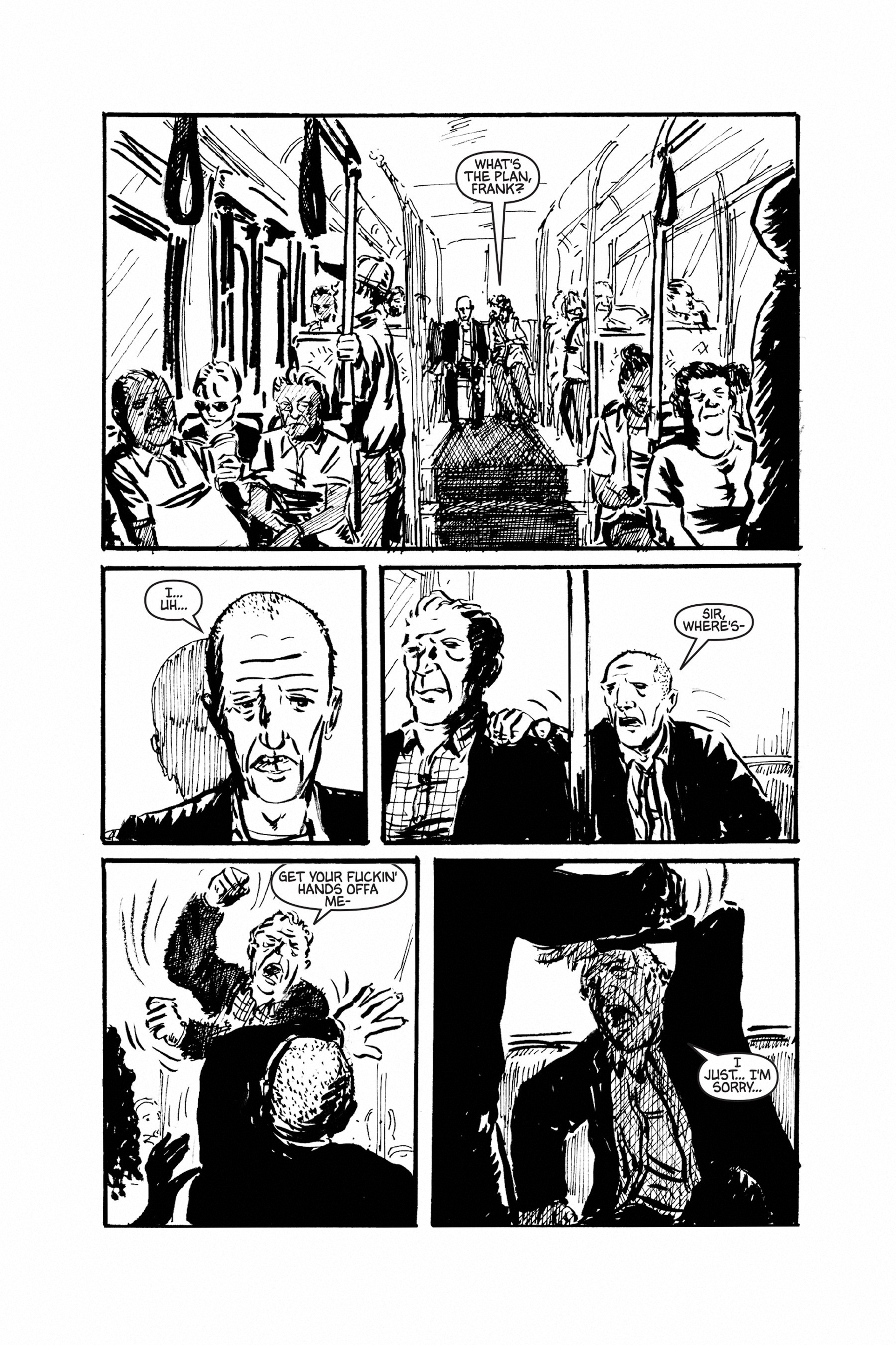 Read online Tumor comic -  Issue # TPB - 91