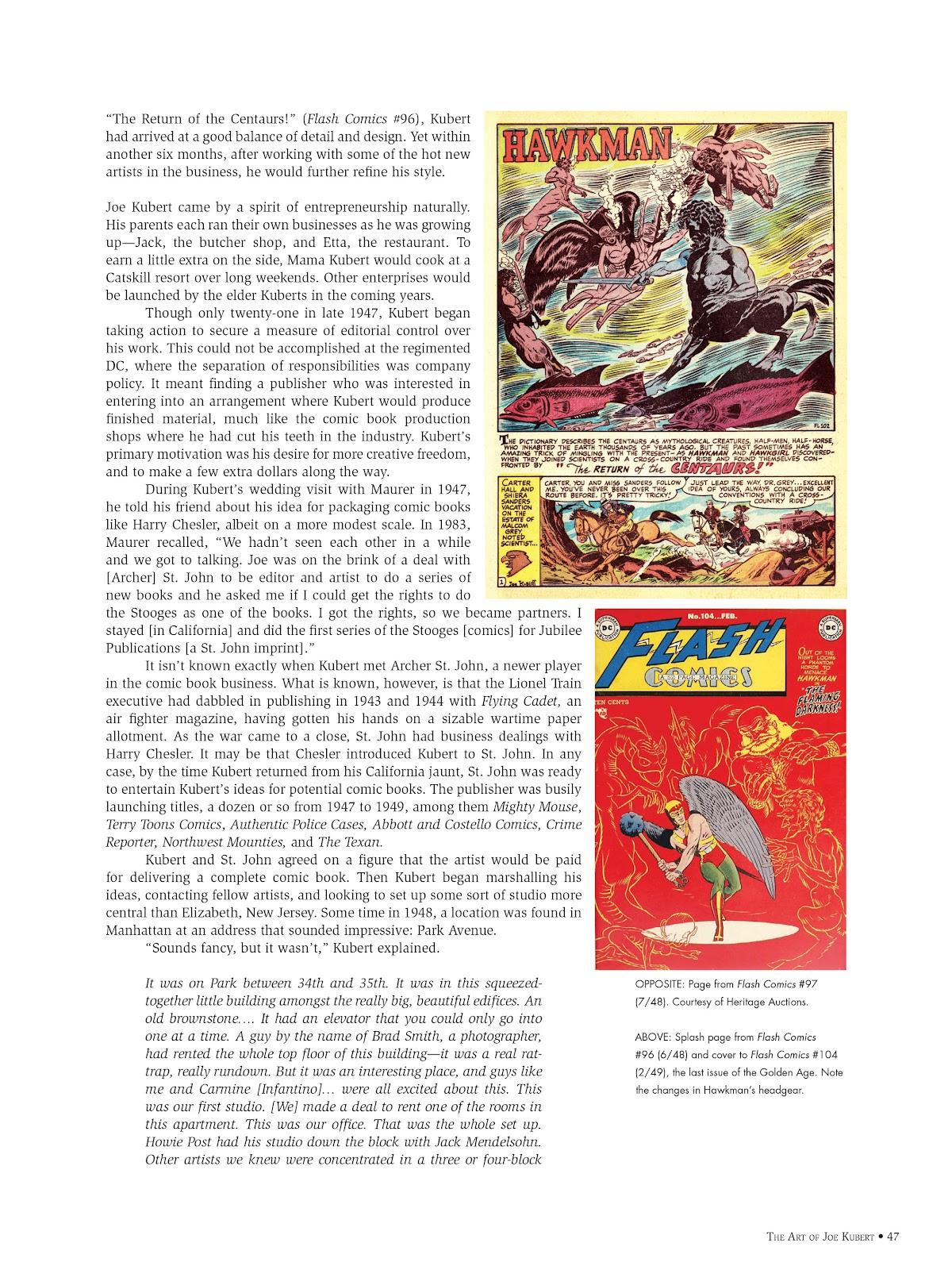 Read online The Art of Joe Kubert comic -  Issue # TPB (Part 1) - 46