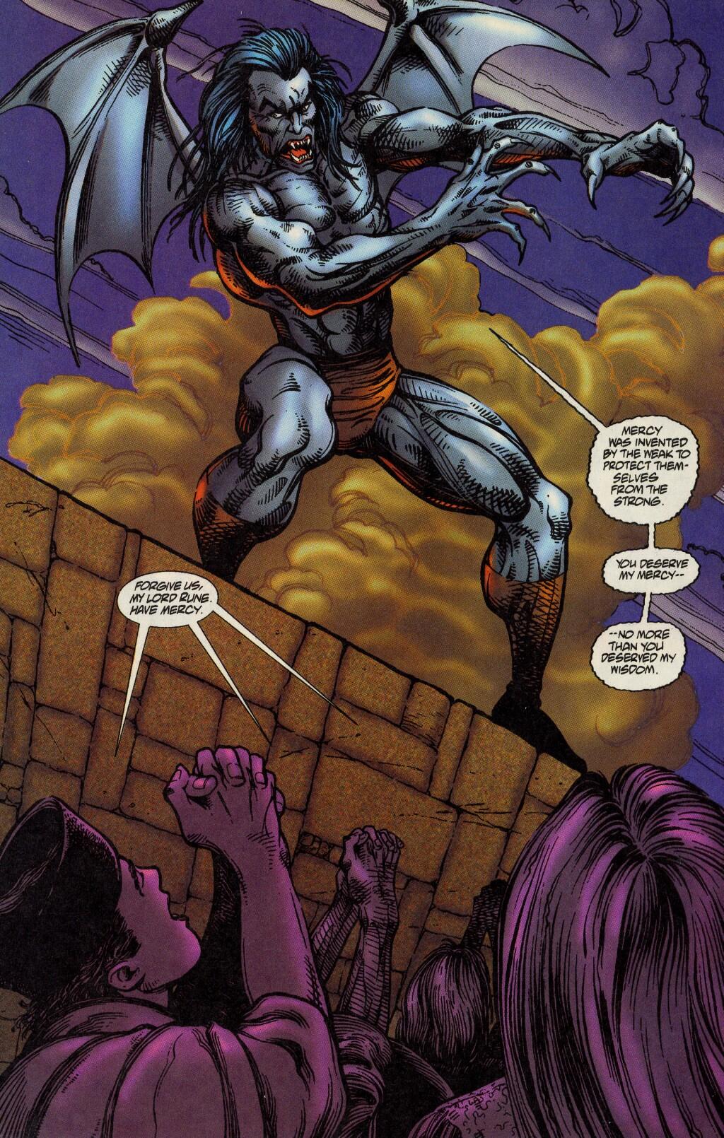 Read online Rune (1995) comic -  Issue #5 - 20