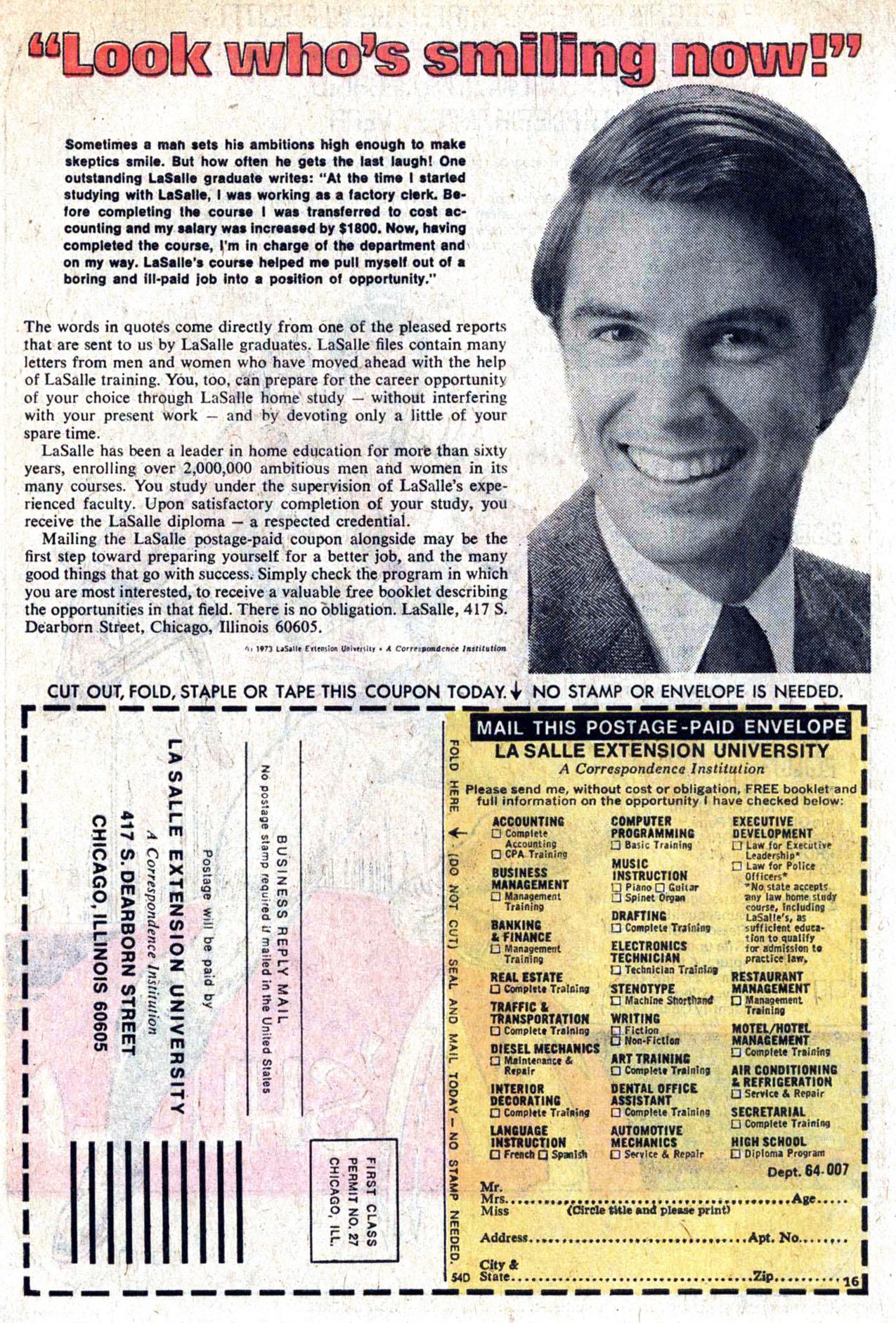 Read online Amazing Adventures (1970) comic -  Issue #30 - 7