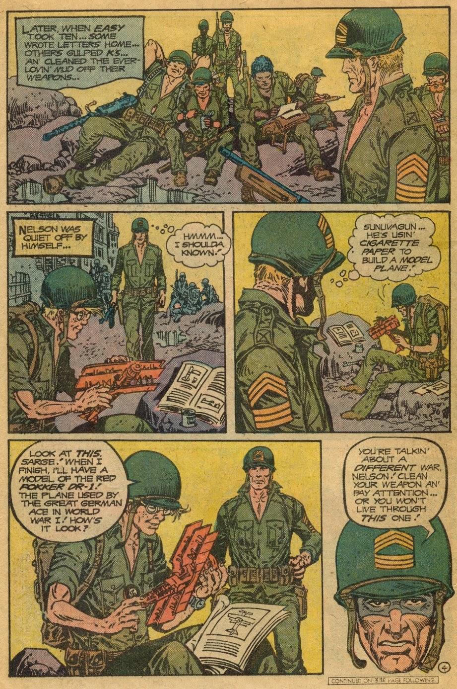 Read online Sgt. Rock comic -  Issue #341 - 5
