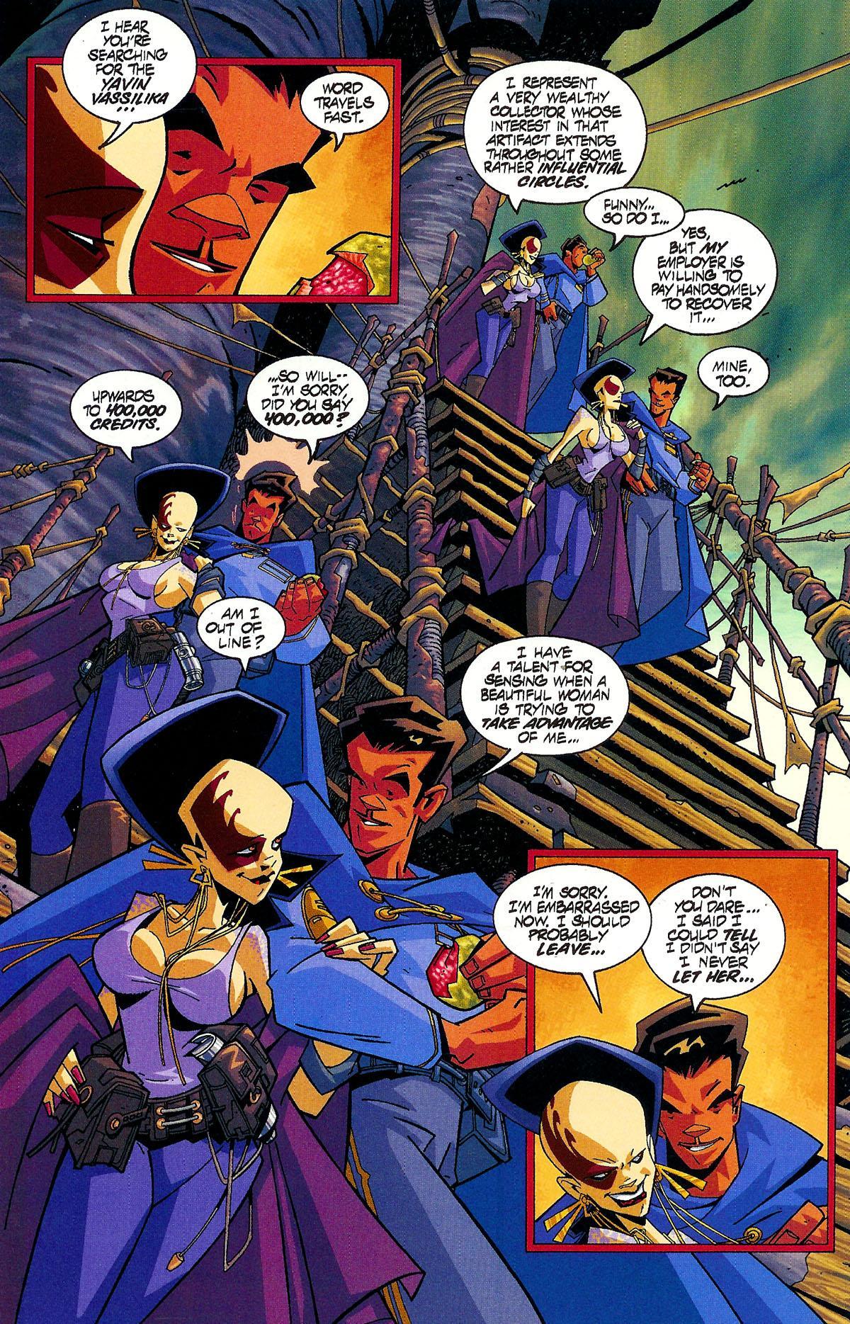 Read online Star Wars Omnibus comic -  Issue # Vol. 12 - 133