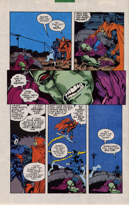 Read online Sleepwalker comic -  Issue #22 - 6