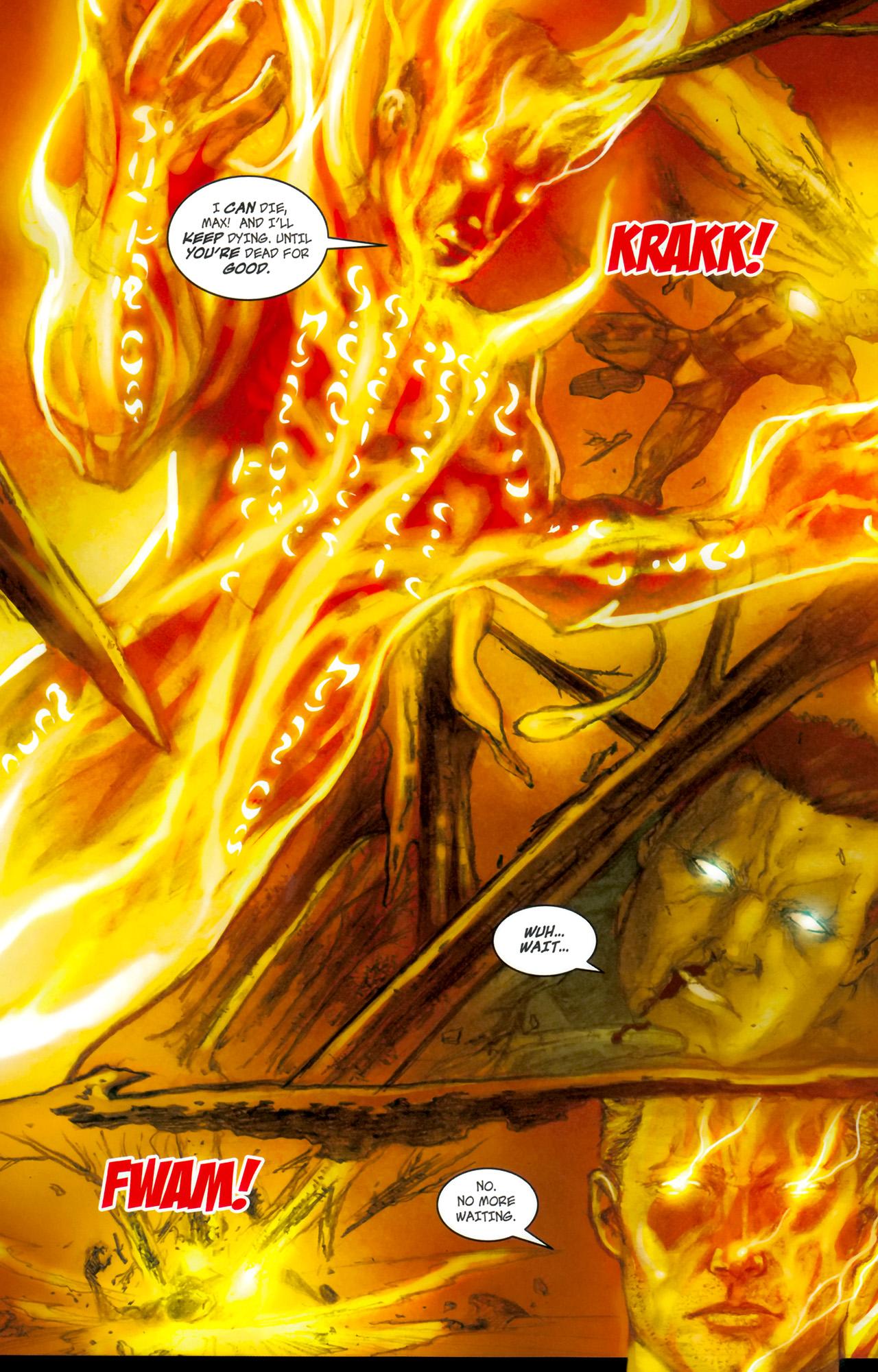 Read online Phoenix comic -  Issue #5 - 17