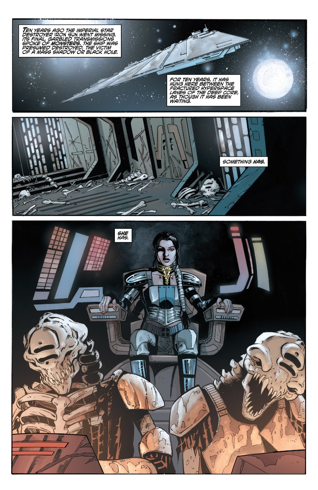 Read online Star Wars Legends: Legacy - Epic Collection comic -  Issue # TPB 2 (Part 2) - 99