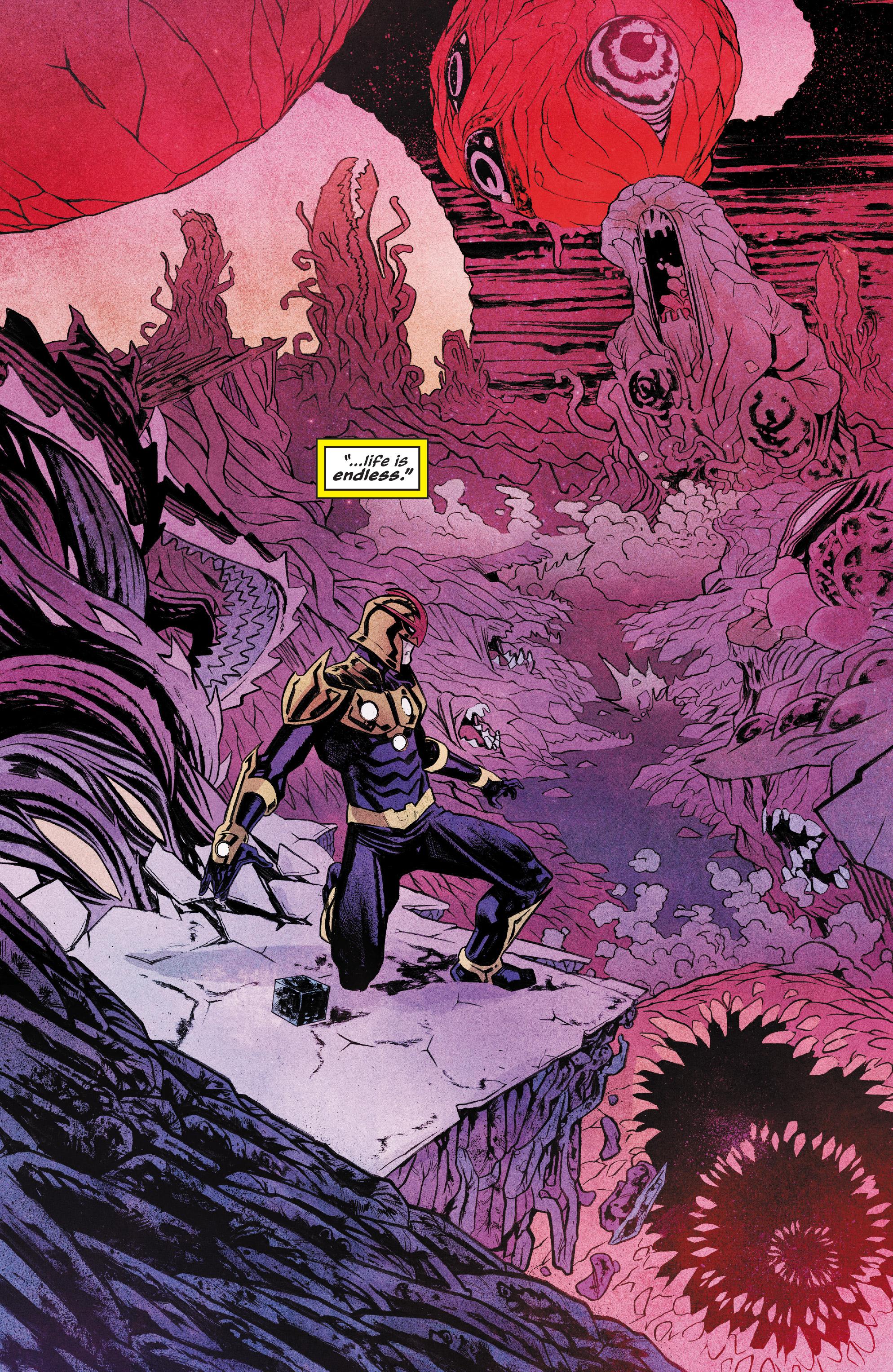 Read online Nova (2017) comic -  Issue #6 - 7