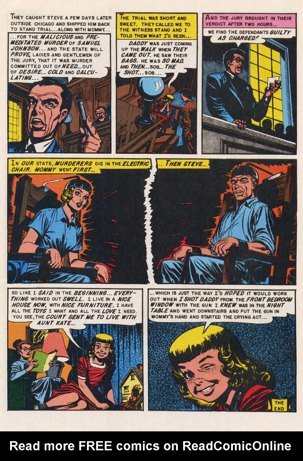Read online Shock SuspenStories comic -  Issue #14 - 9