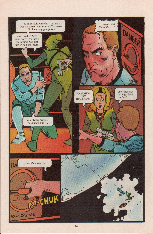 Read online Dalgoda comic -  Issue #8 - 26