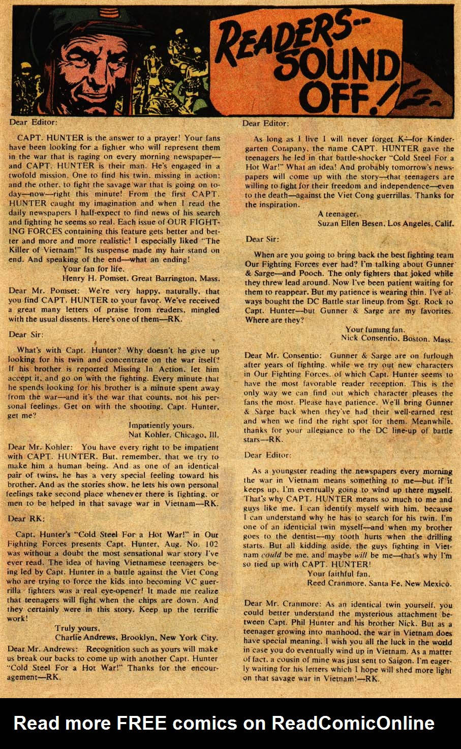Our Fighting Forces (1954) issue 106 - Page 27