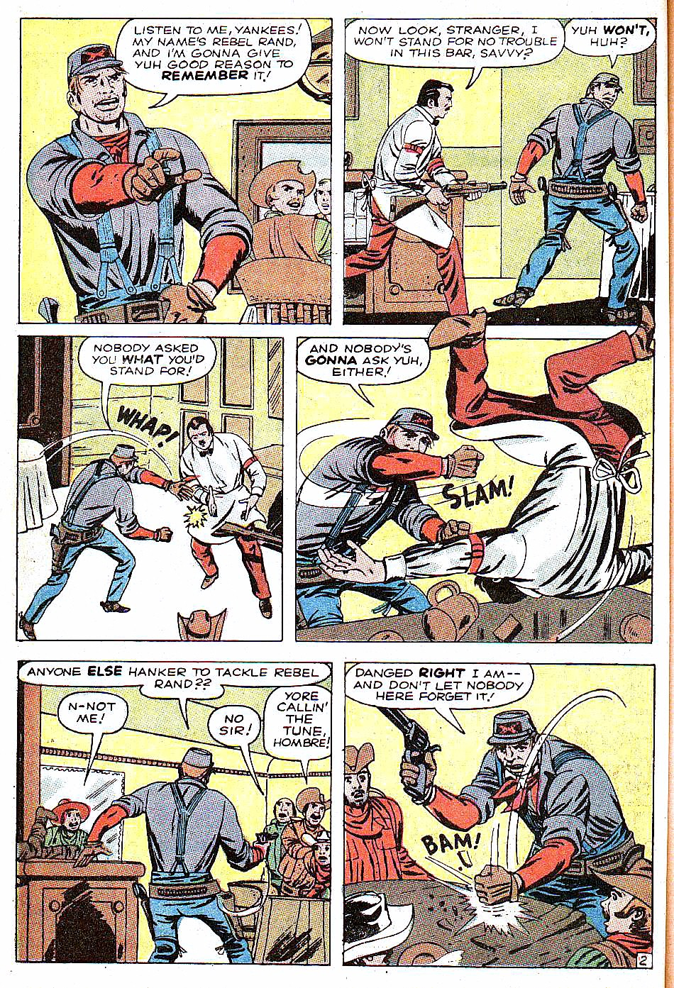 Western Gunfighters issue 1 - Page 28