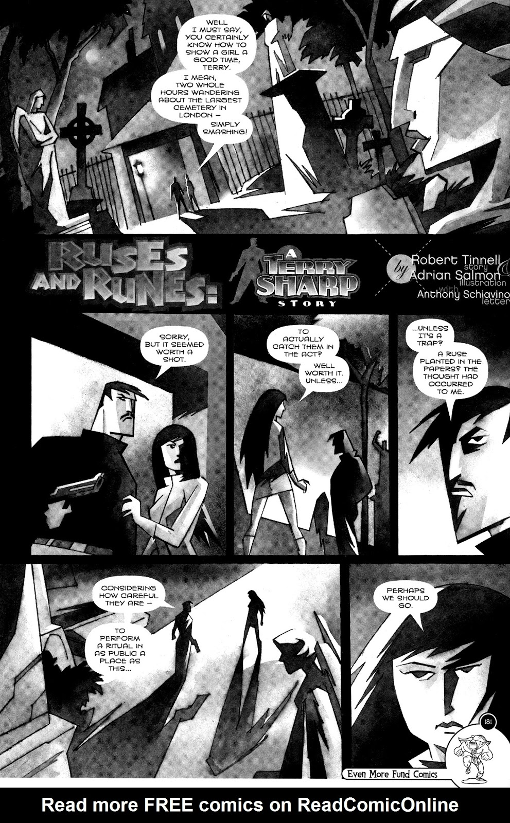 Read online Even More Fund Comics comic -  Issue # TPB (Part 2) - 84