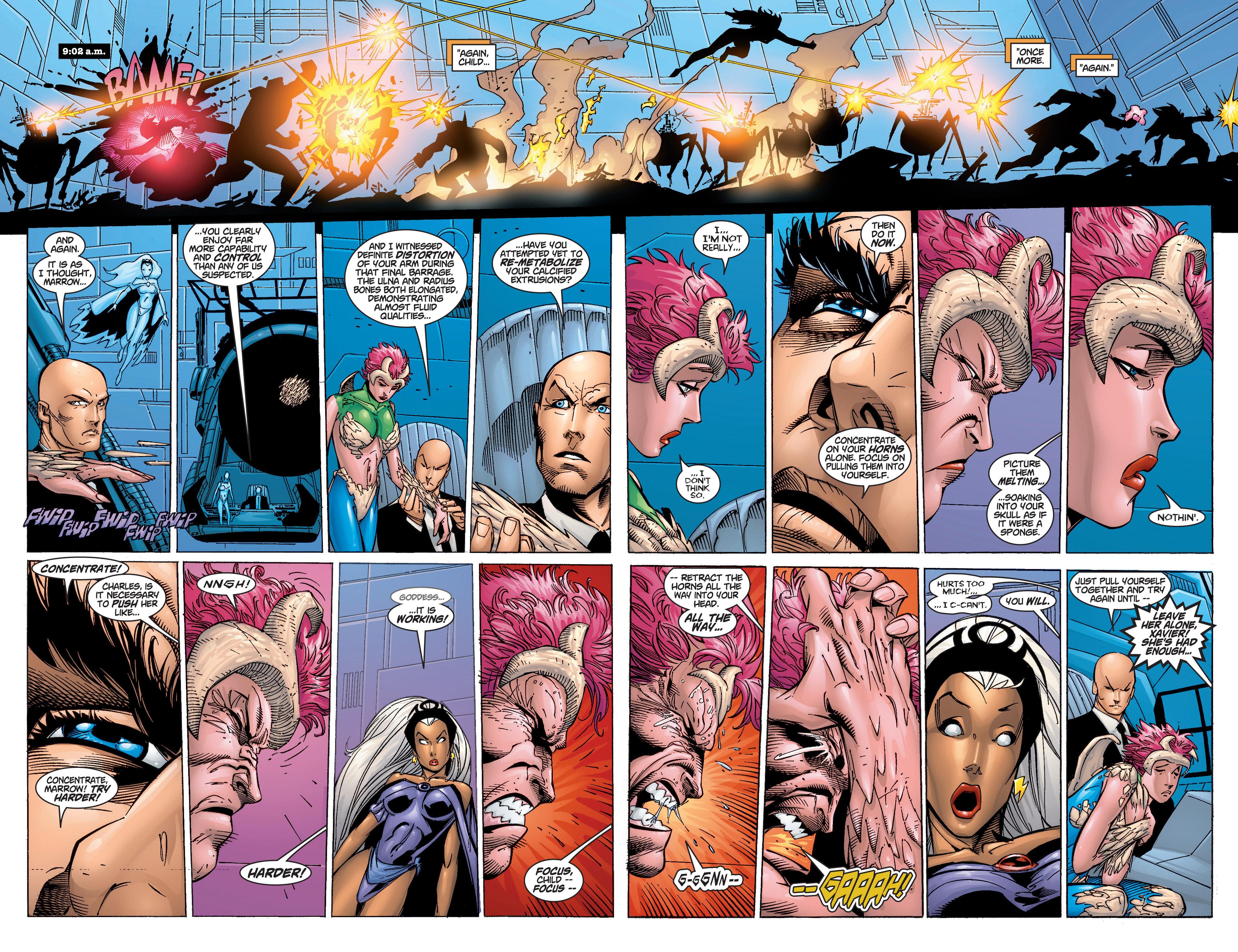 Read online Uncanny X-Men (1963) comic -  Issue #372 - 11