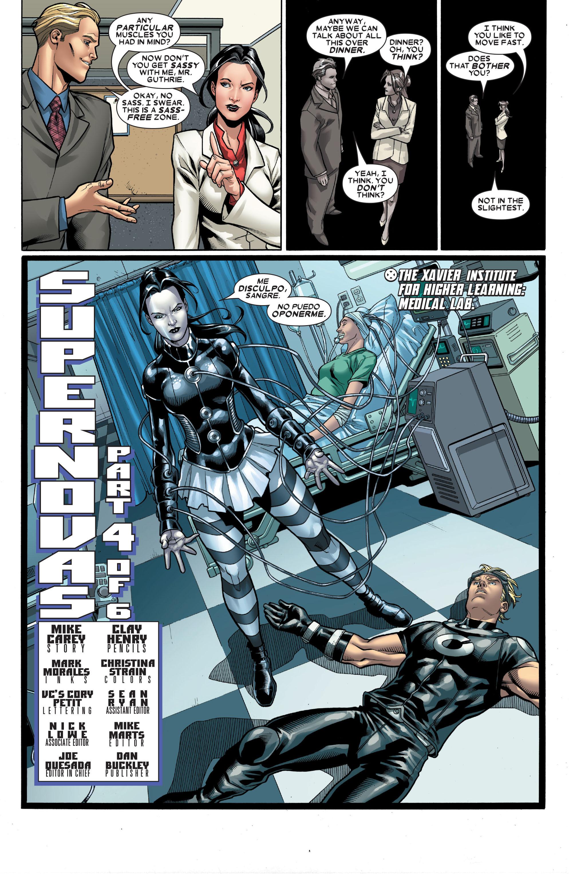 X-Men (1991) 191 Page 2