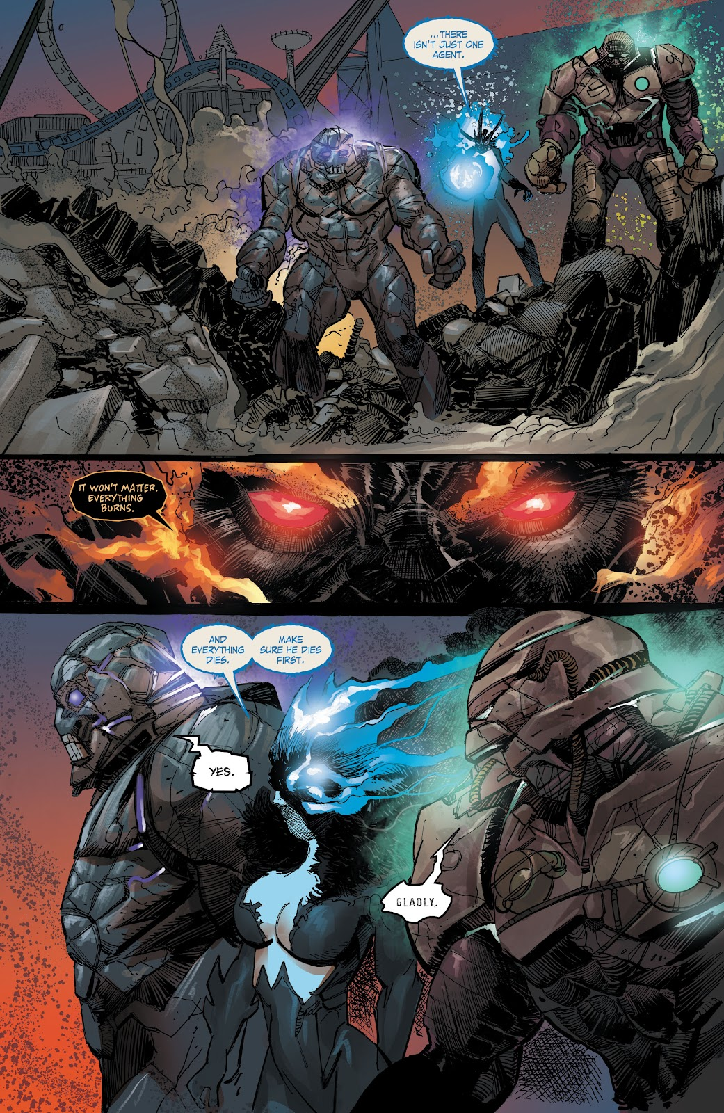Read online The Curse of Brimstone: Ashes comic -  Issue # TPB (Part 2) - 40