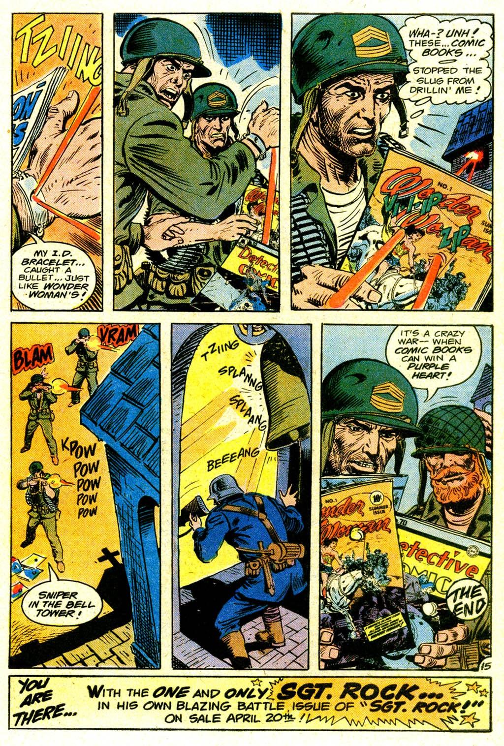 Read online Sgt. Rock comic -  Issue #317 - 26