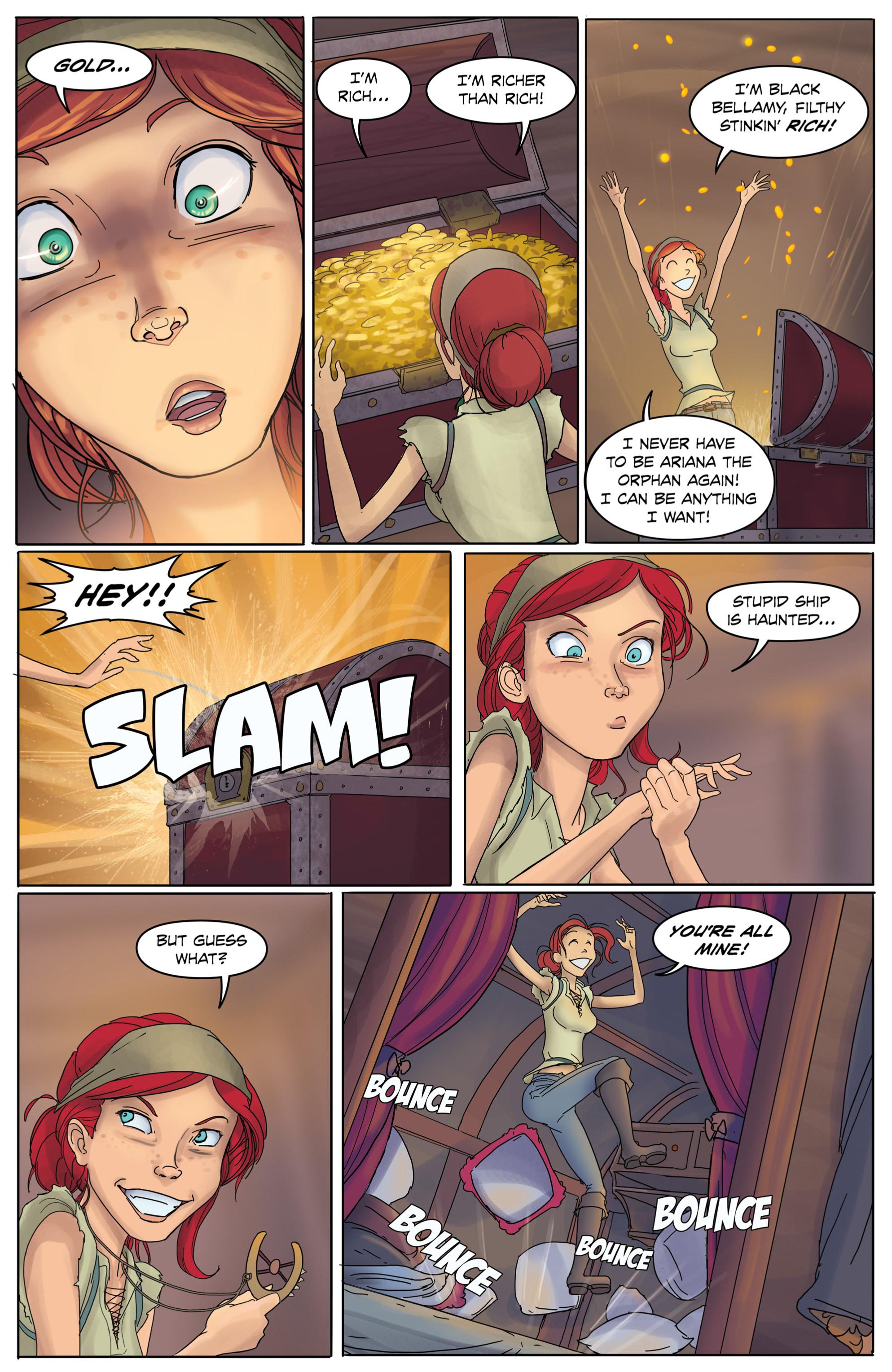 Read online Anne Bonnie comic -  Issue #1 - 21